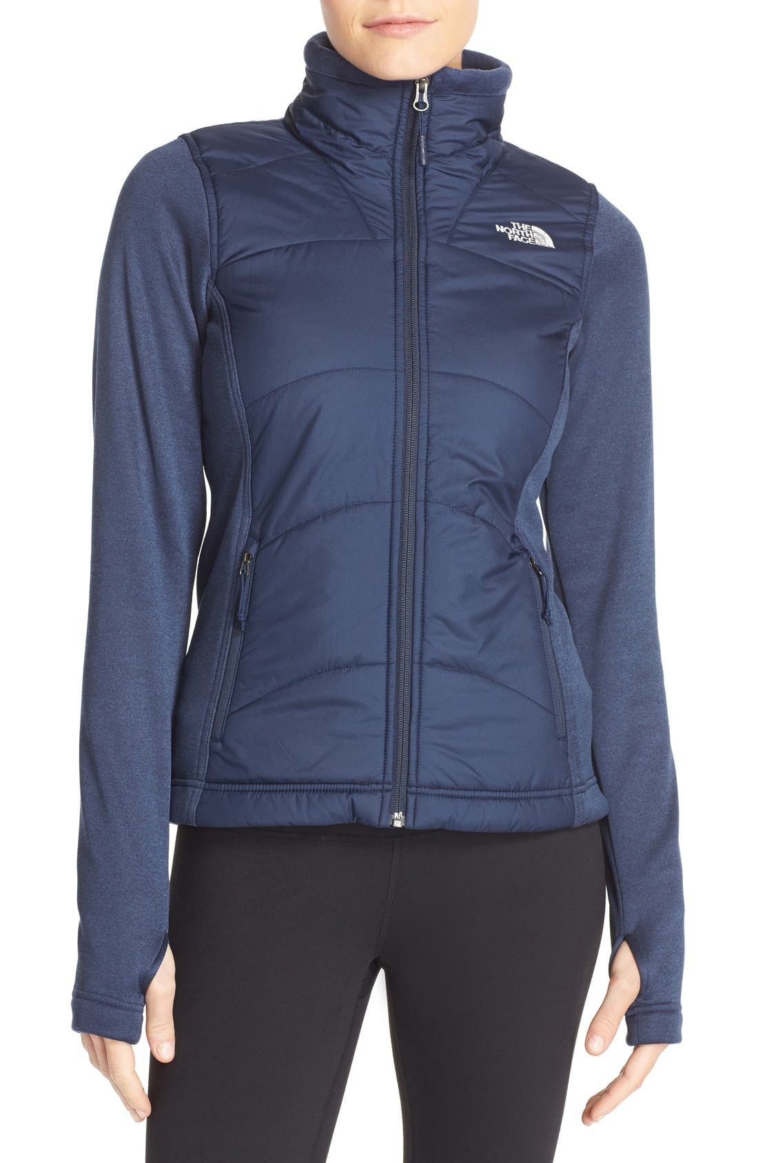 Alternate Image 1 Selected - The North Face 'Agave Mash-Up' Water Repellent Jacket