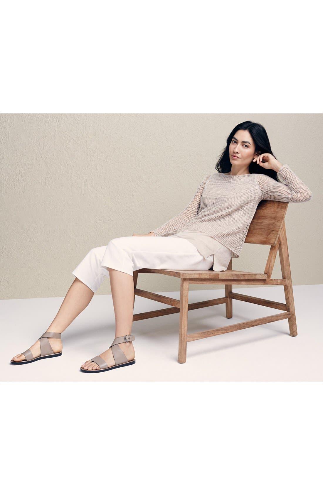 Alternate Image 2  - Eileen Fisher Slim Capri Pants (Regular & Petite) (Online Only)