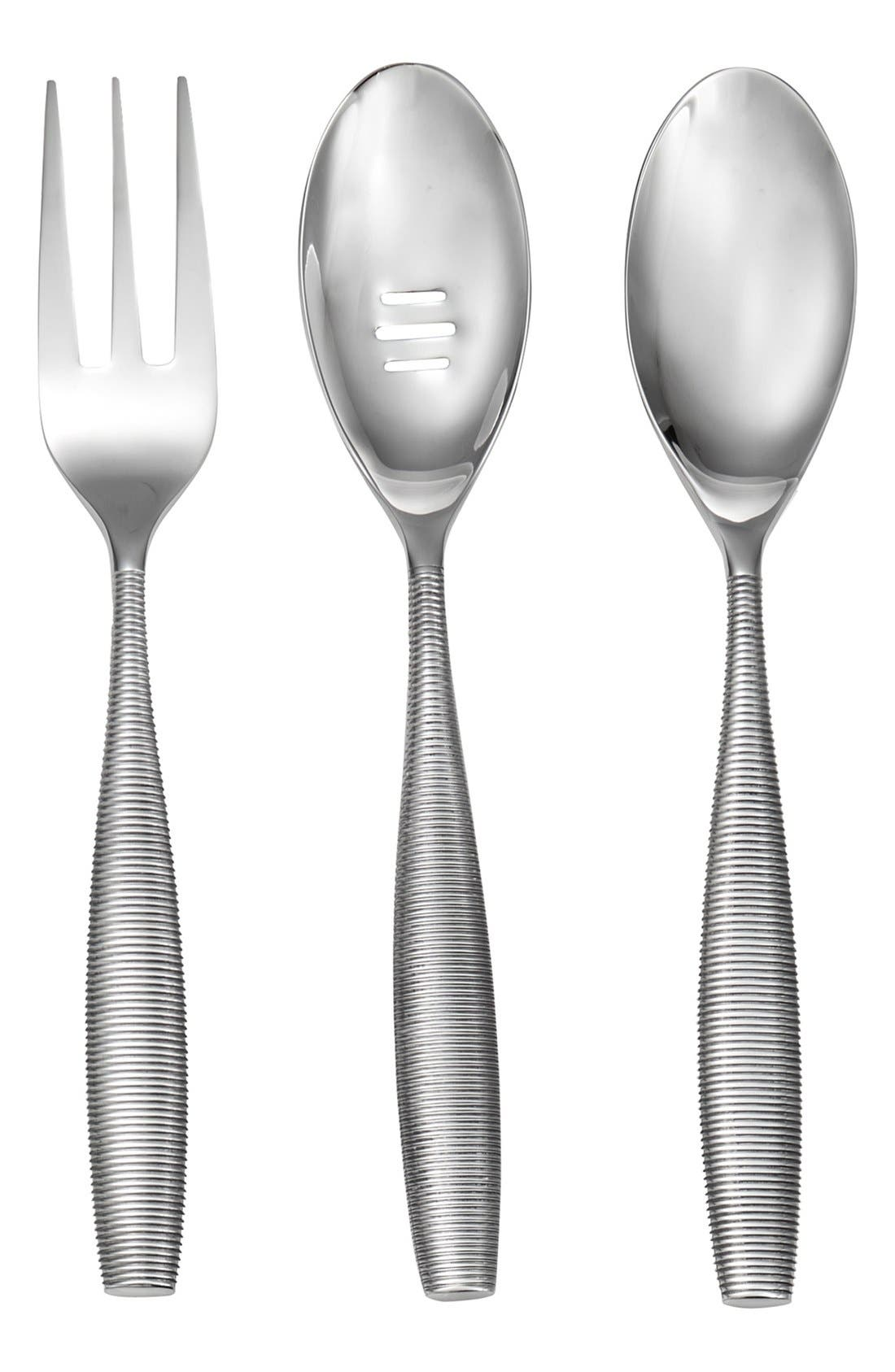 Nambé 'Fiona' 3-Piece Hostess Set