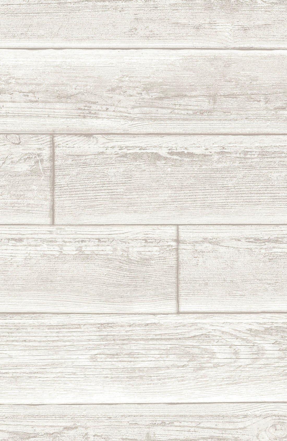 Main Image - Wallpops Serene Reusable Peel & Stick Vinyl Wallpaper