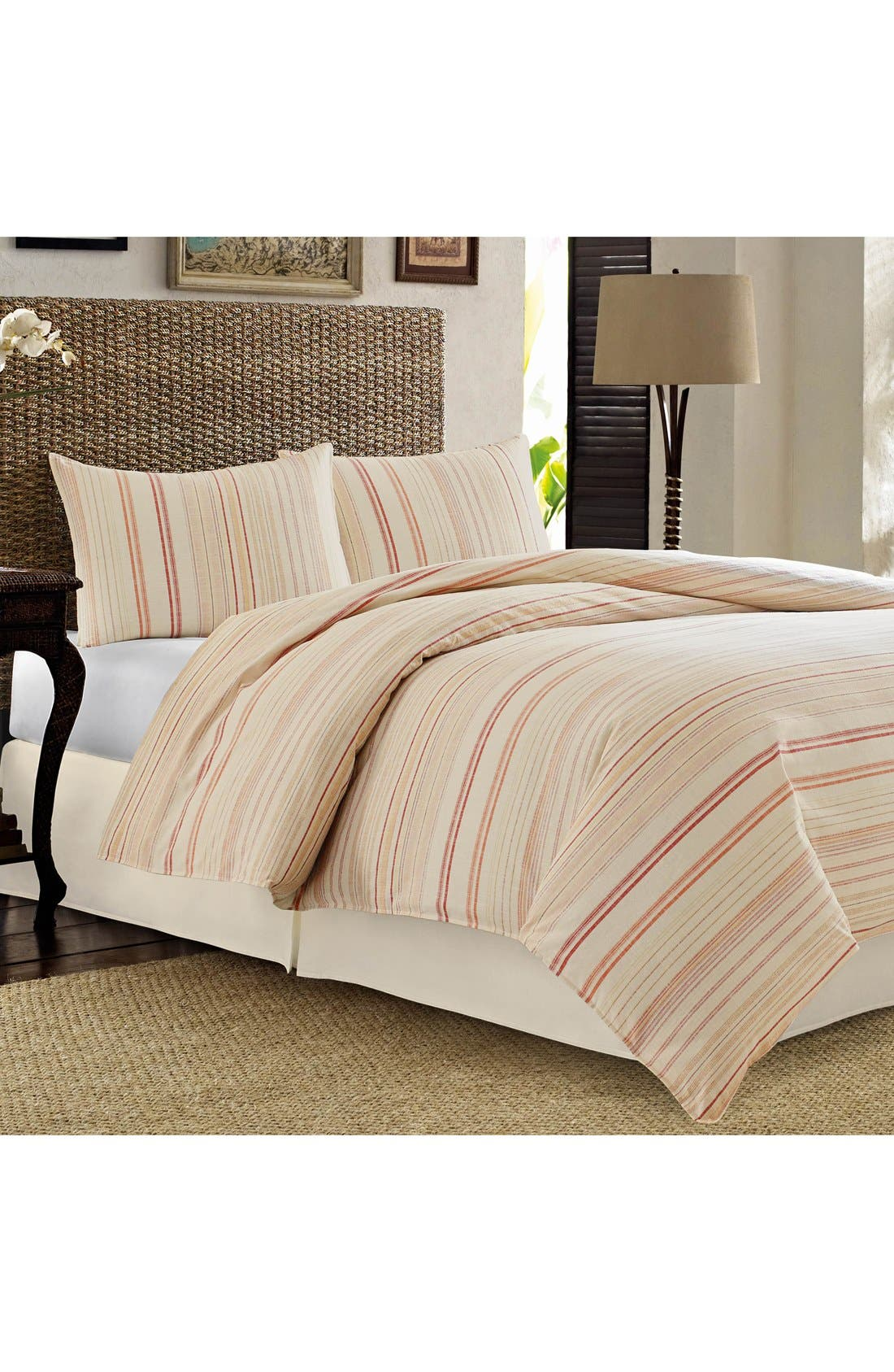 Tommy Bahama La Scala Breezer Comforter, Sham & Bed Skirt Set
