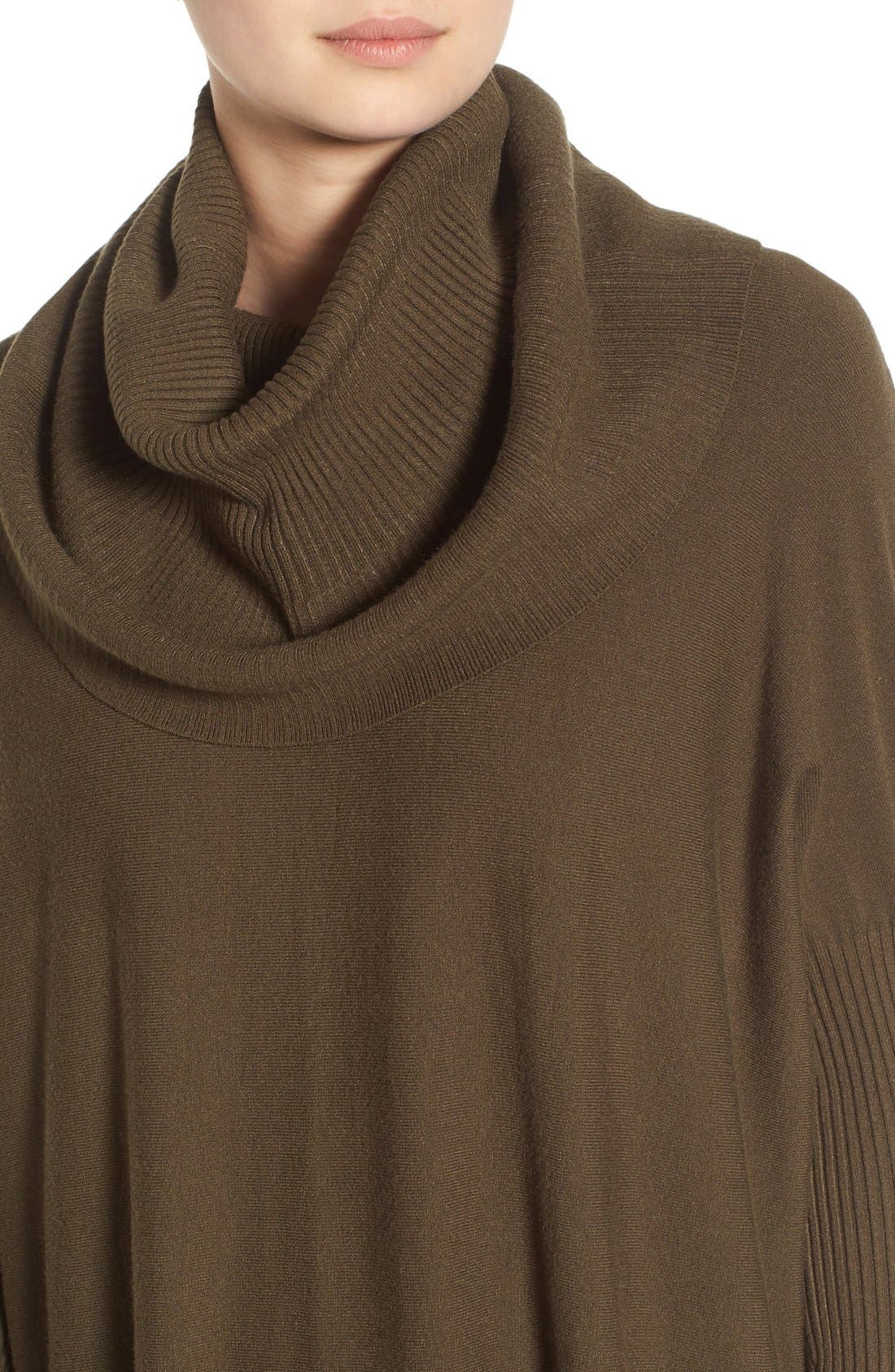 Alternate Image 4  - Dreamers by Debut Cowl Neck Boxy Pullover
