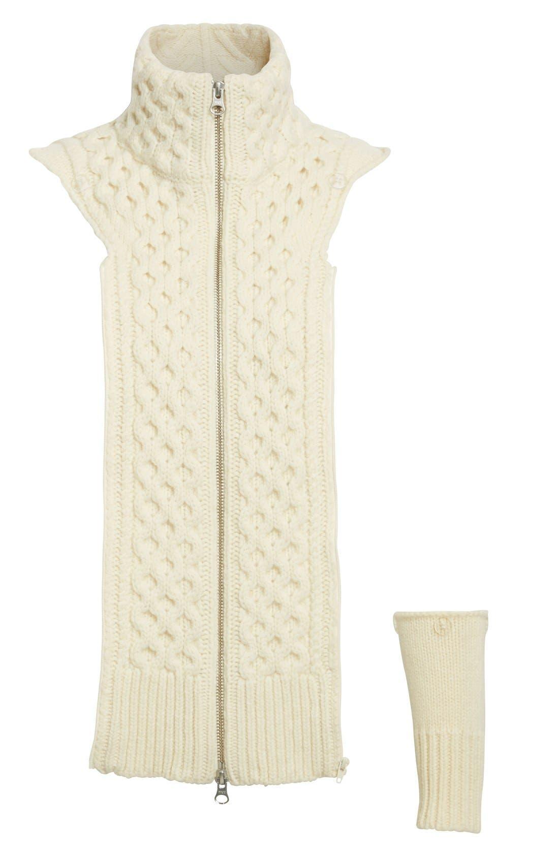 Veronica Beard 'Upstate' Wool Dickey