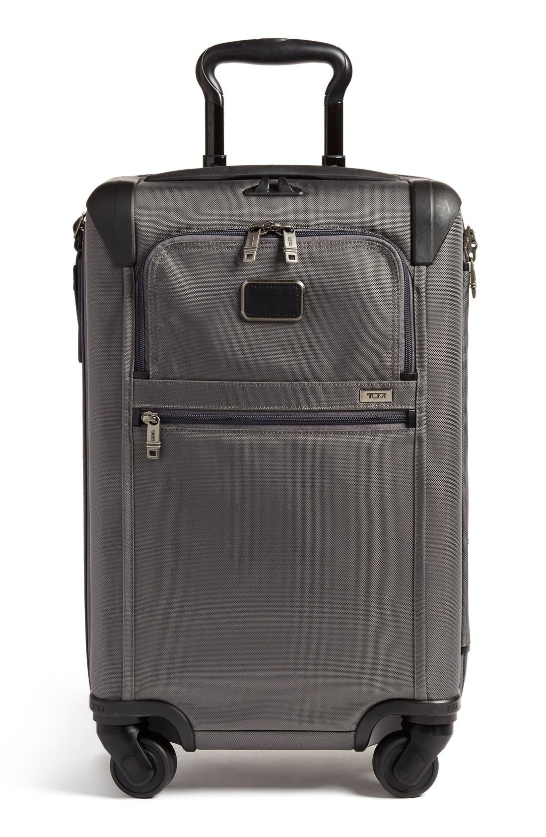 Main Image - Tumi 'Alpha Bravo' Rolling Carry-On (22 Inch)