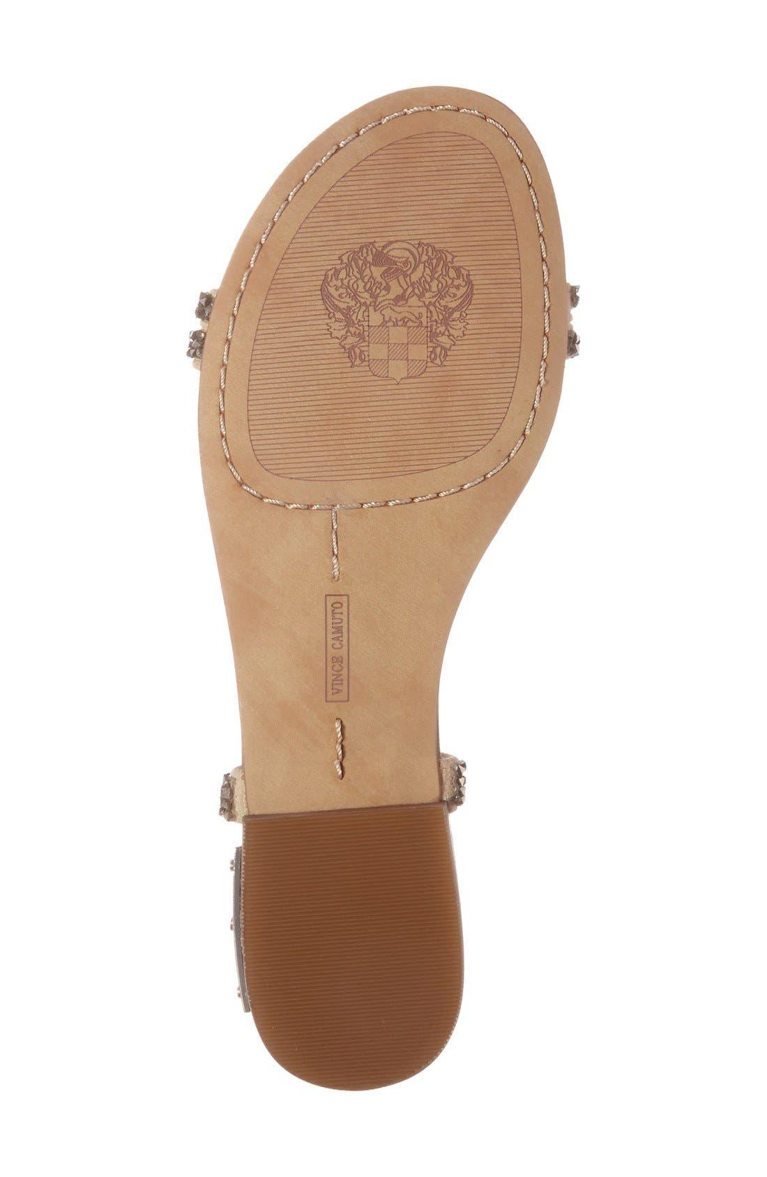 Alternate Image 4  - Vince Camuto 'Jacinta' Ankle Strap Sandal (Women)