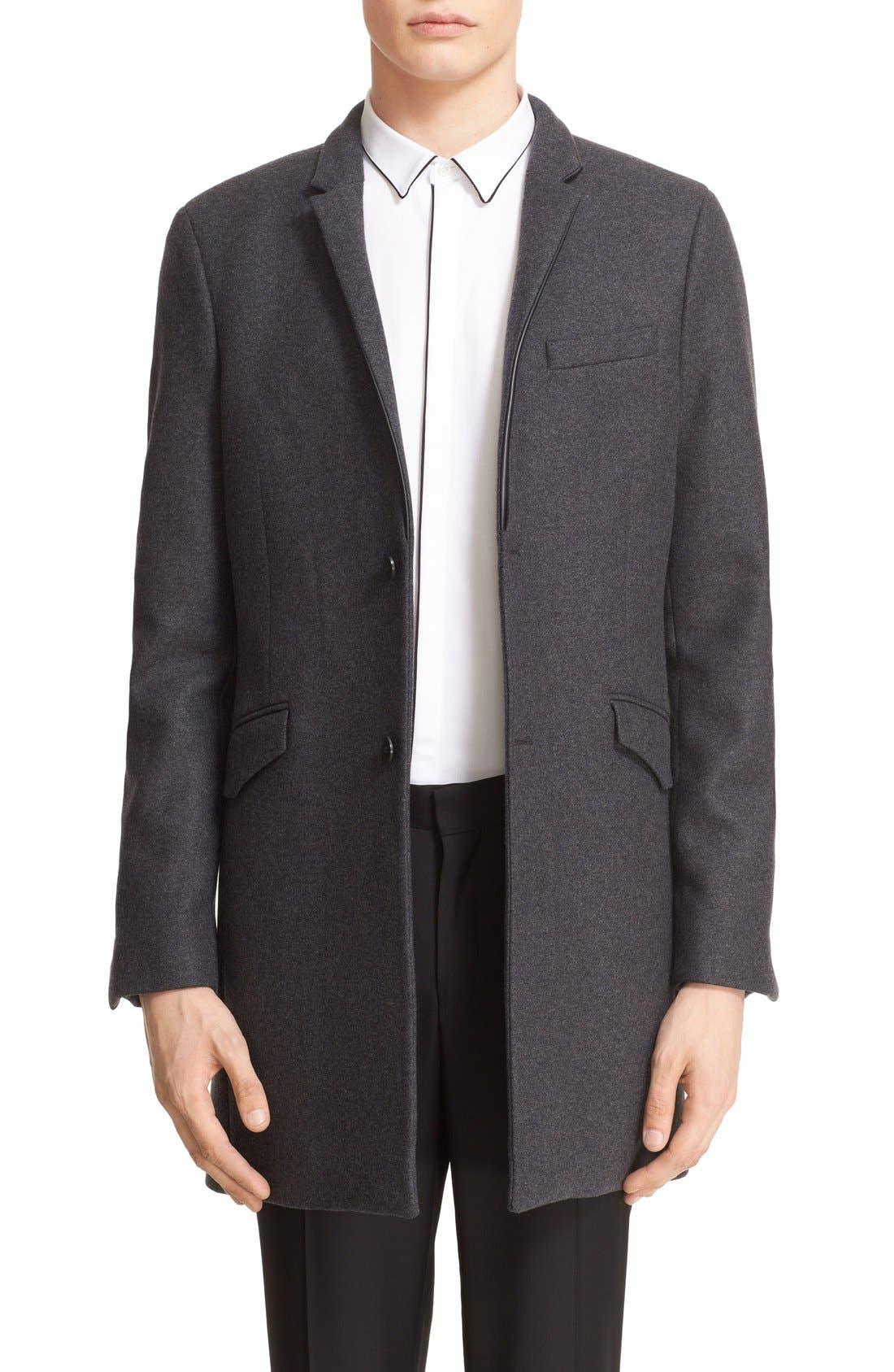 THE KOOPLES Wool Blend Coat