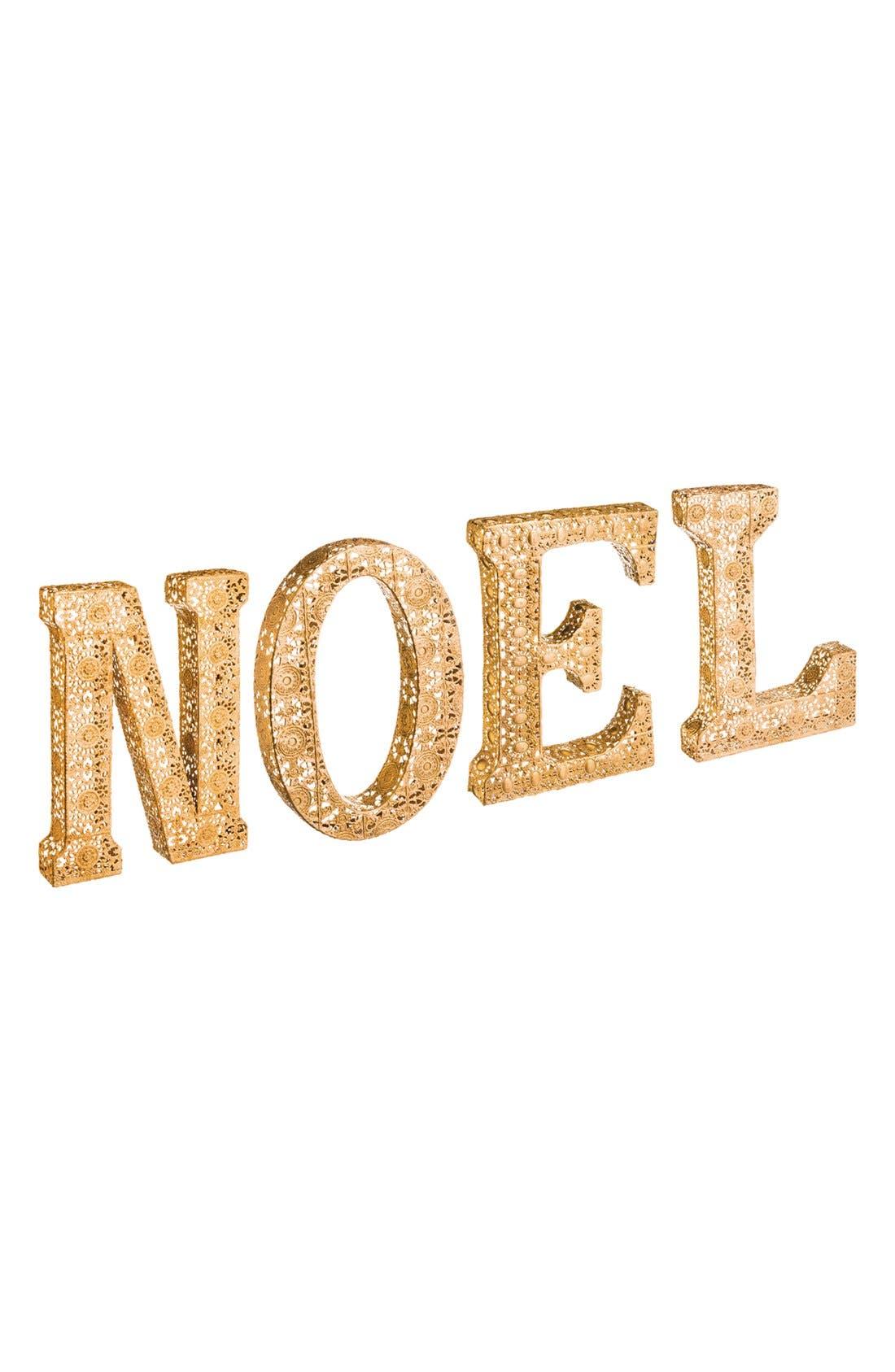 Alternate Image 1 Selected - ALLSTATE 'Noel' Wall Art
