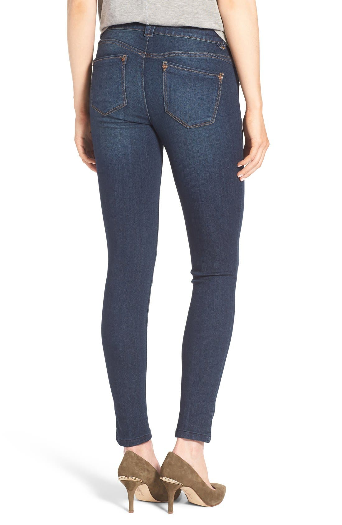 Alternate Image 2  - Wit & Wisdom 'Ab-solution' Stretch Skinny Jeans (Nordstrom Exclusive)