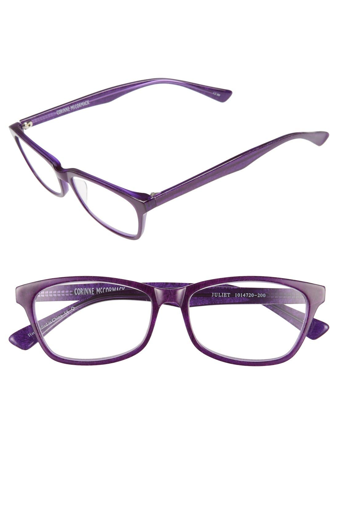 Main Image - Corinne McCormack 'Juliet' 53mm Reading Glasses