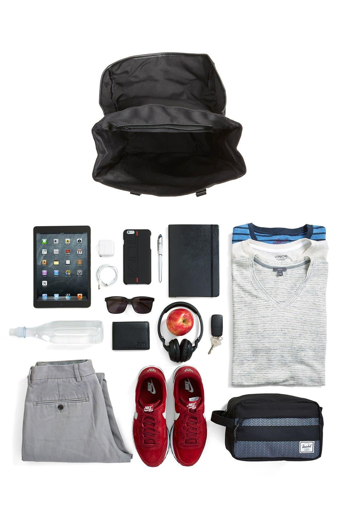 Alternate Image 7  - Topman Canvas Backpack