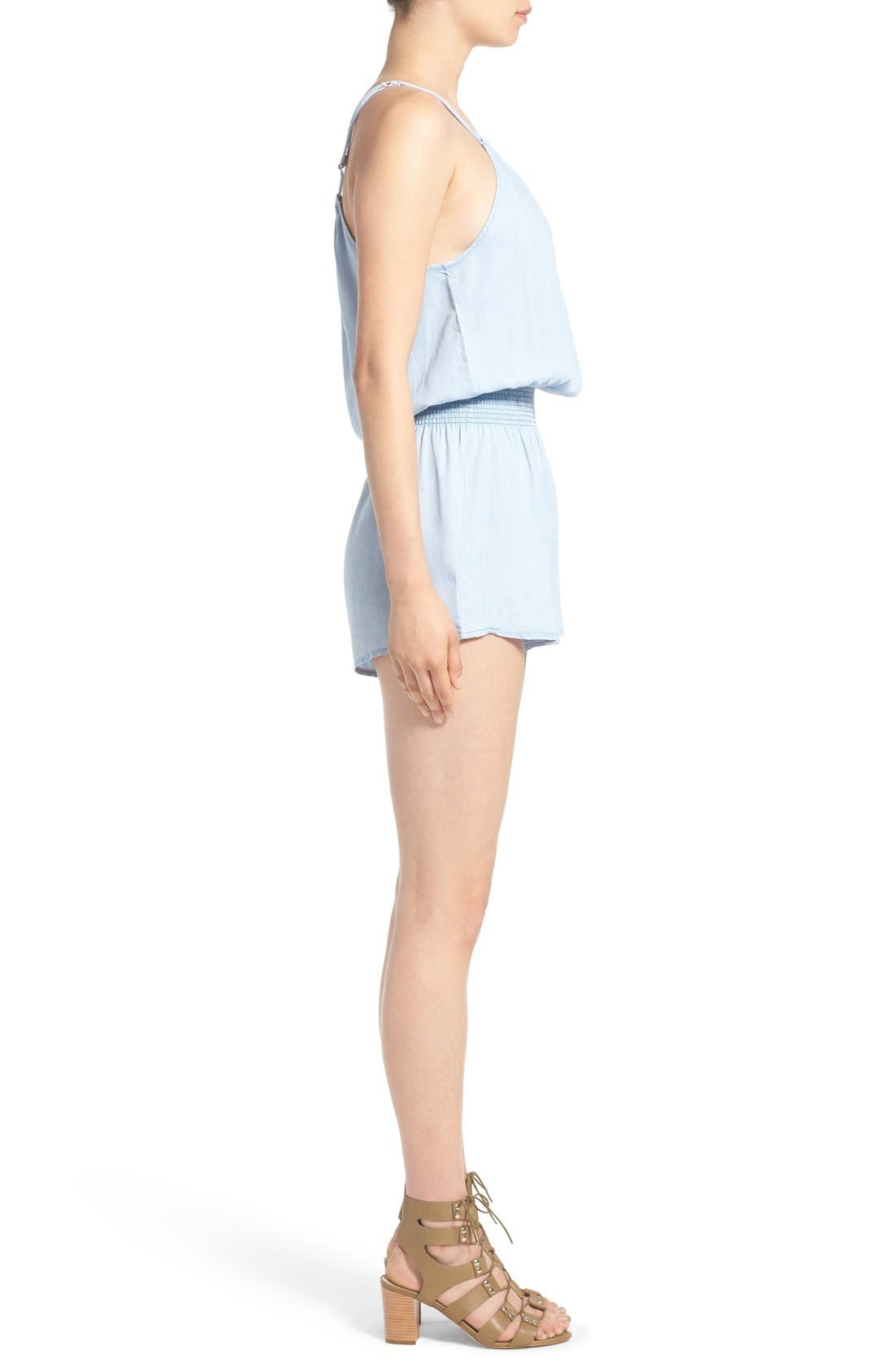 Alternate Image 3  - Rails 'Robbie' Chambray Romper