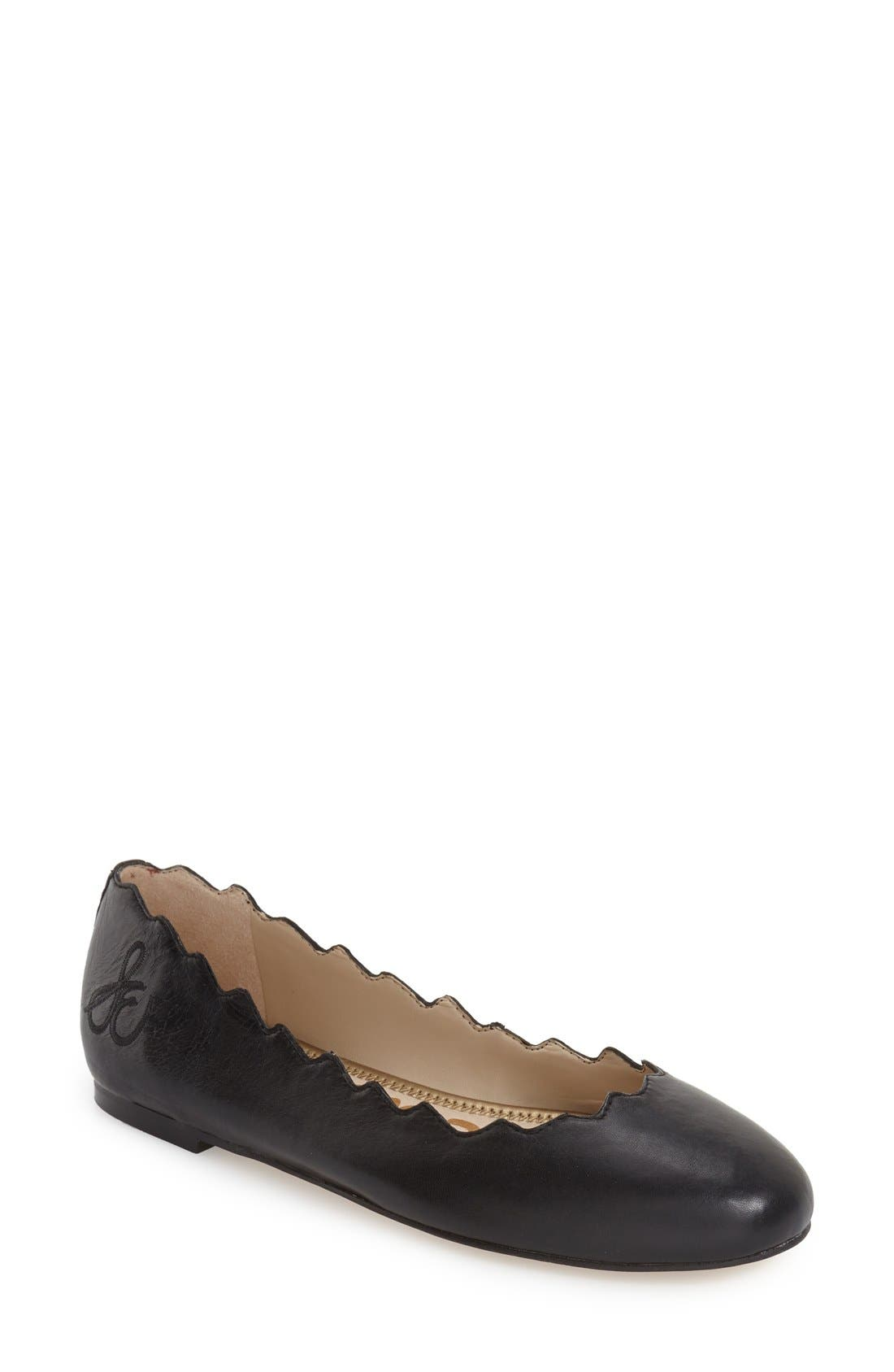 Alternate Image 1 Selected - Sam Edelman 'Francis' Flat (Women)