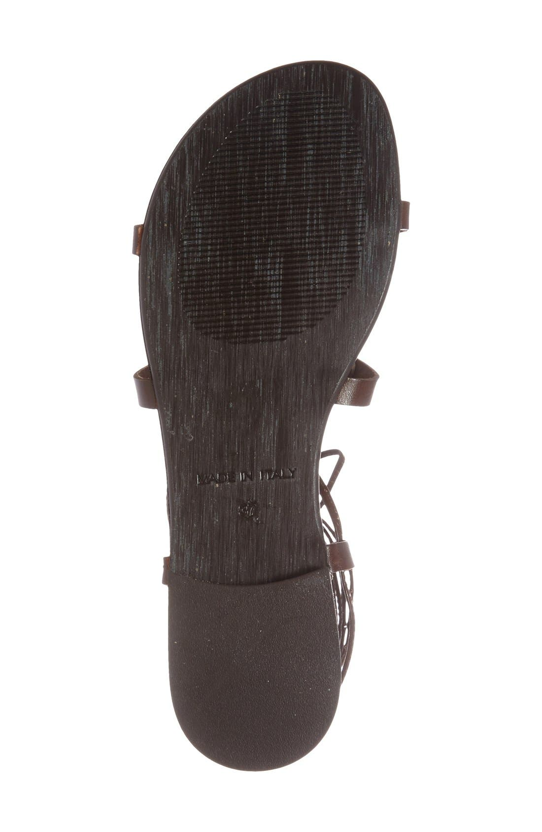 Alternate Image 4  - Seychelles 'Gawk' Lace-Up Sandal (Women)