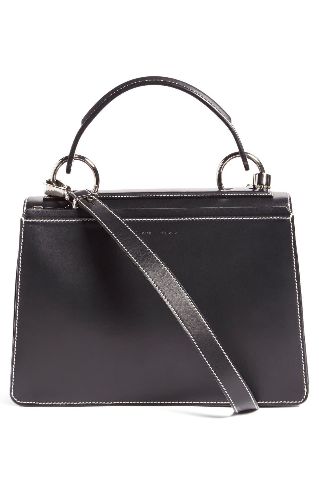 Alternate Image 2  - Proenza Schouler 'Medium Hava' Top Handle Calfskin Leather Satchel