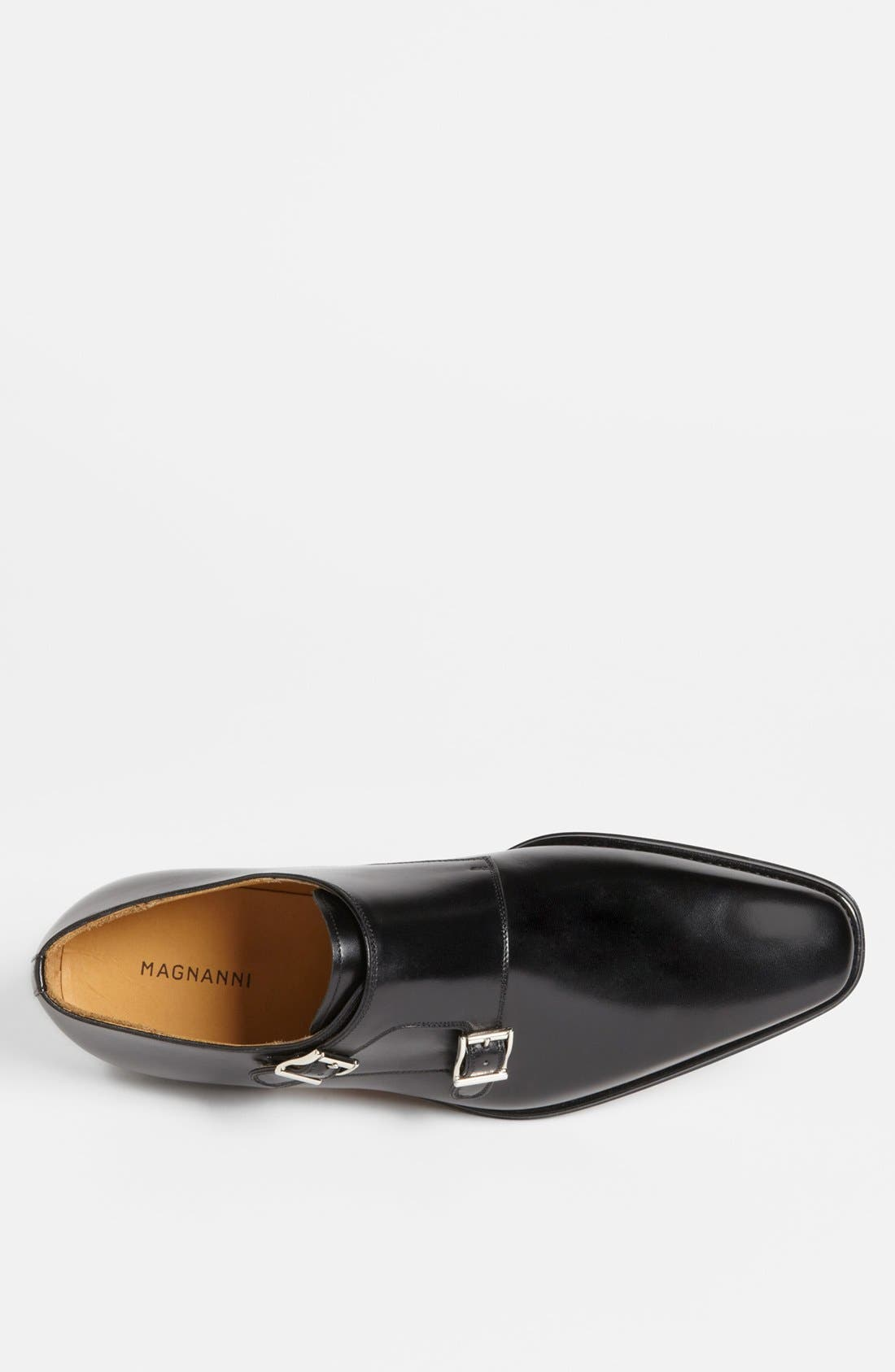 Alternate Image 4  - Magnanni 'Miro' Double Monk Strap Shoe (Men)