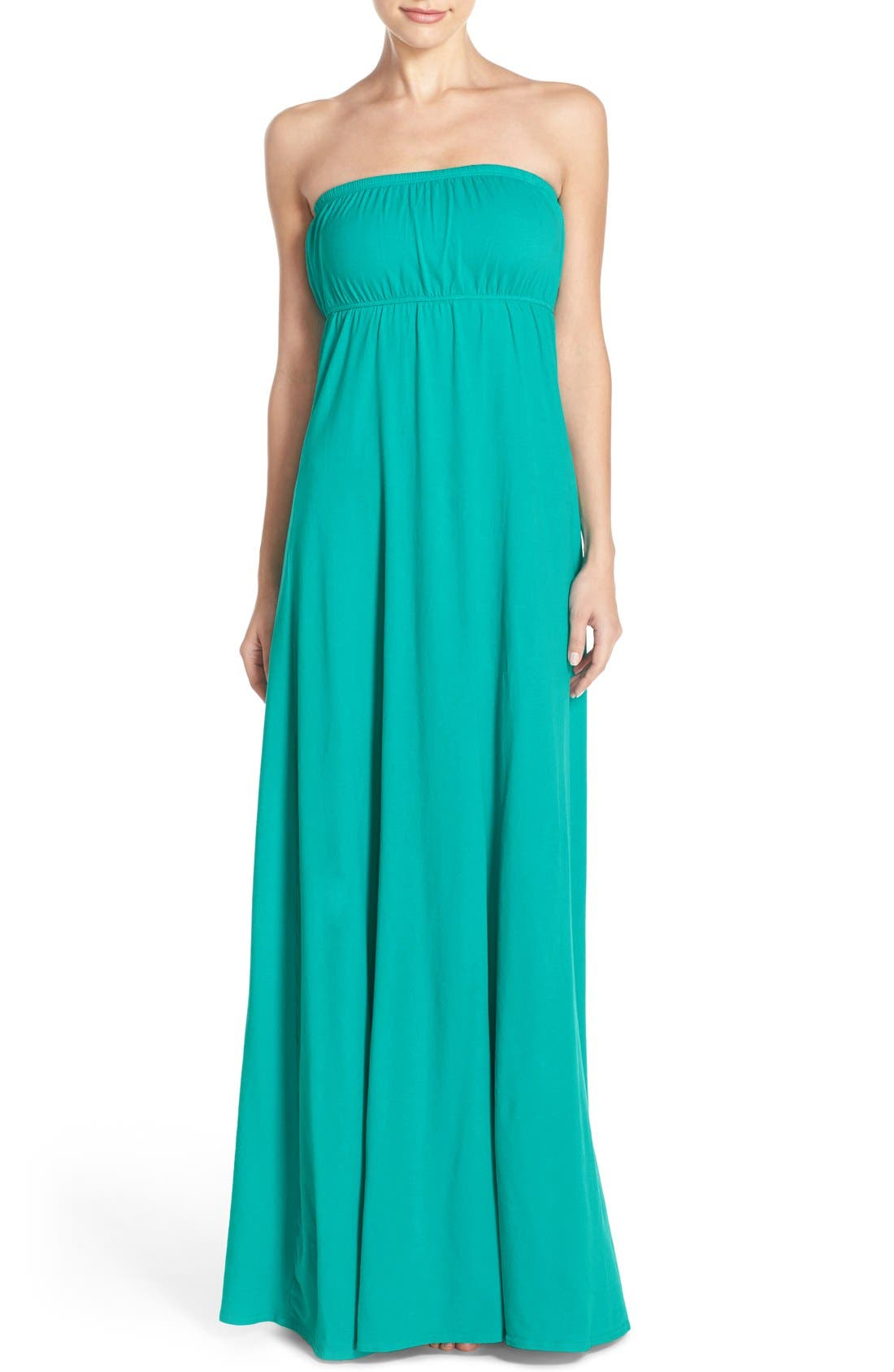 Alternate Image 1 Selected - Hard Tail Long Strapless Dress