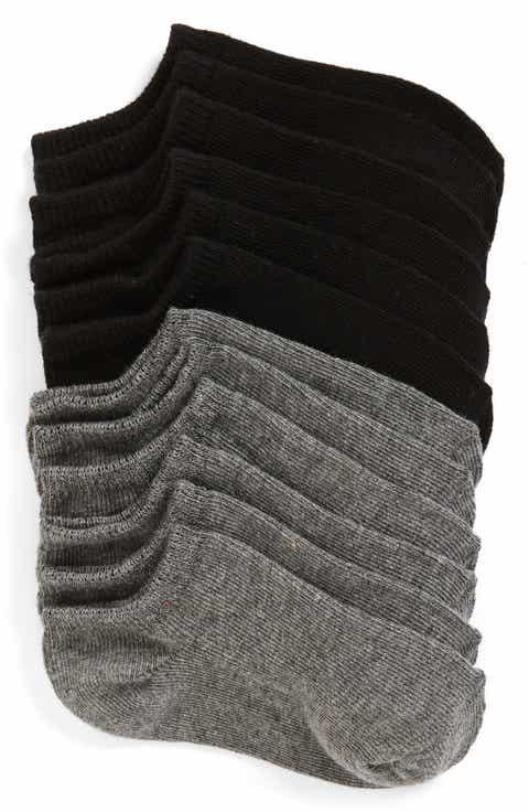 Nordstrom 6-Pack Sock Liners (Baby, Walker, Toddler, Little Kid   Big Kid)