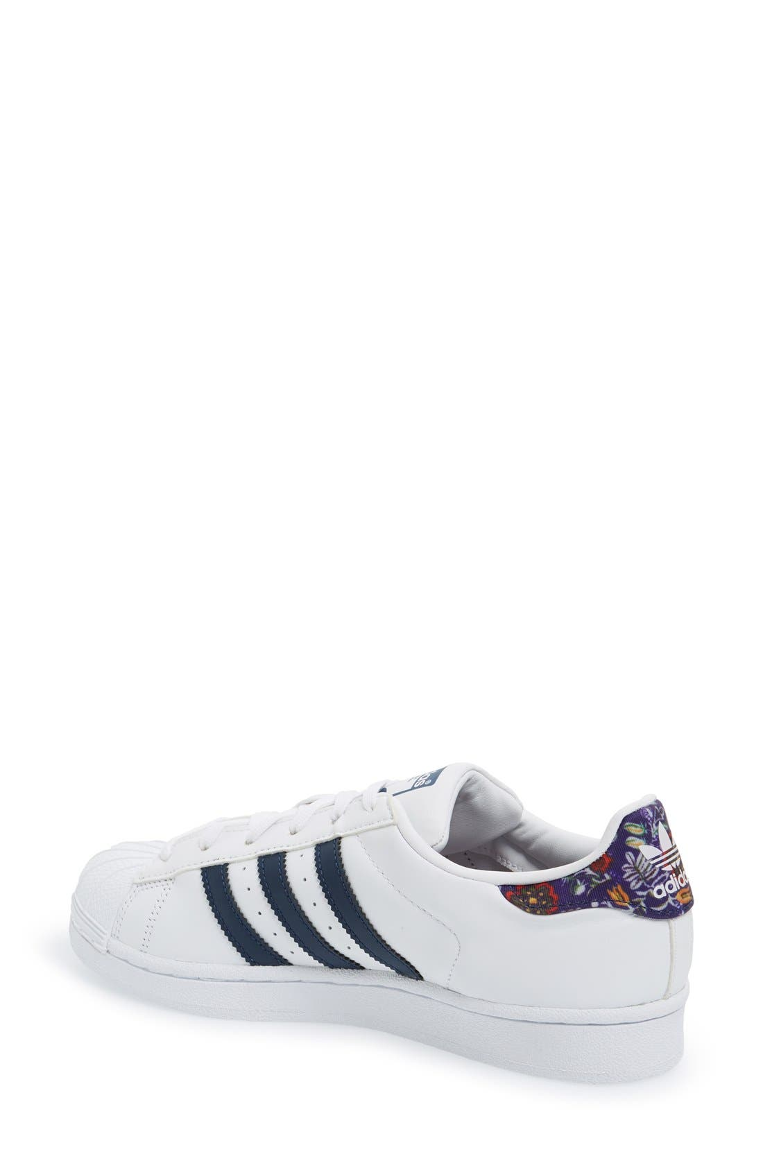 Alternate Image 2  - adidas x The FARM Company Superstar Sneaker