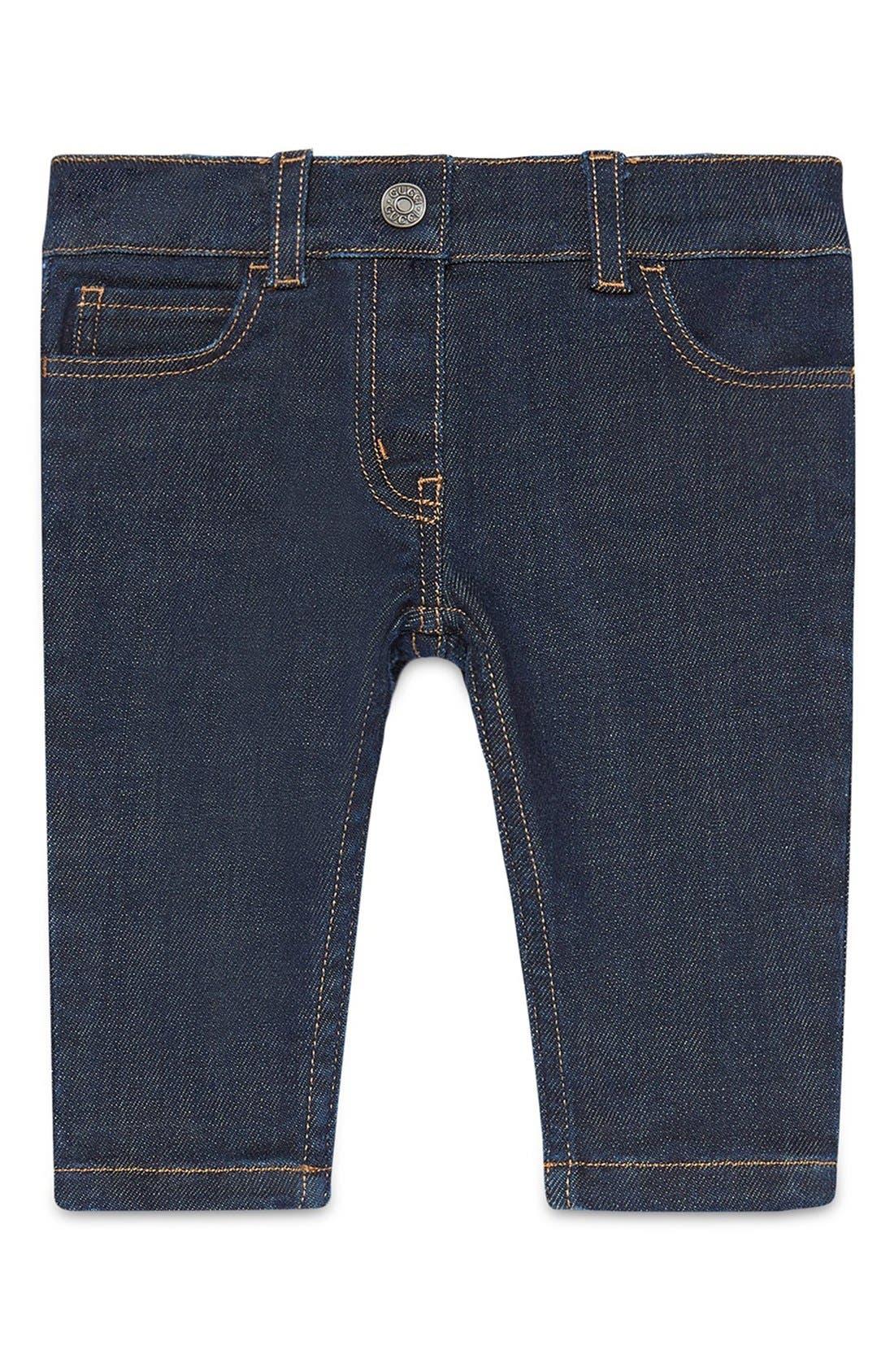 Gucci Skinny Jeans (Baby Girls & Toddler Girls)