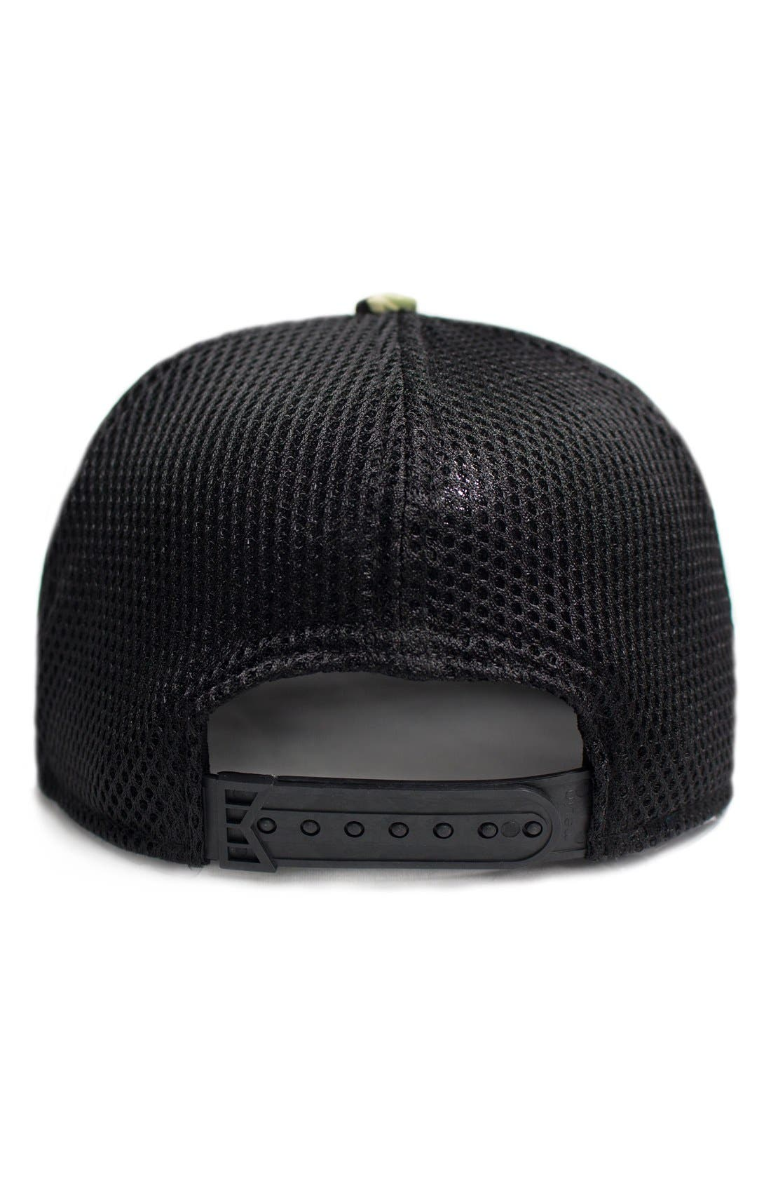 Alternate Image 2  - Melin 'The Pacific' Snapback Hat