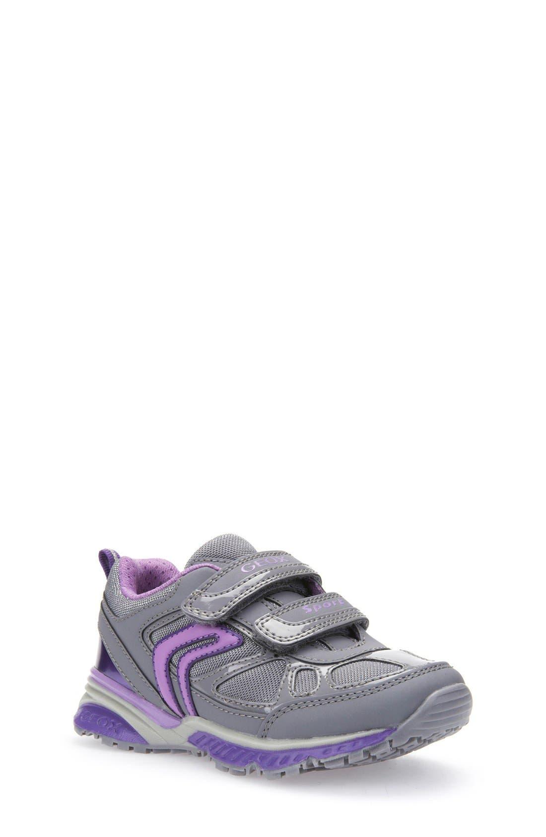 Geox 'Bernie' Sneaker (Toddler, Little Kid & Big Kid)
