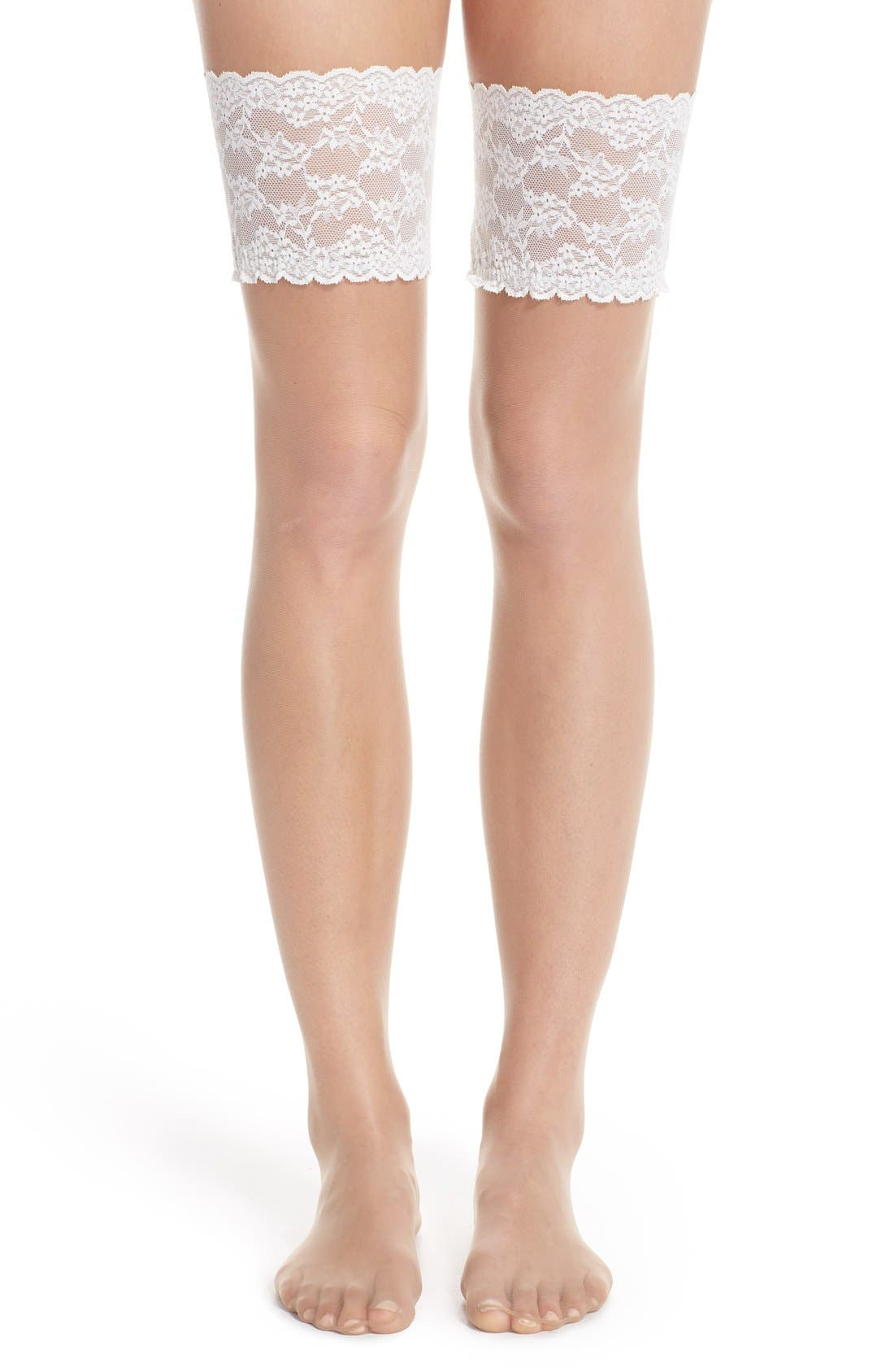 Main Image - Charnos Lace Stay-Up Thigh High Stockings