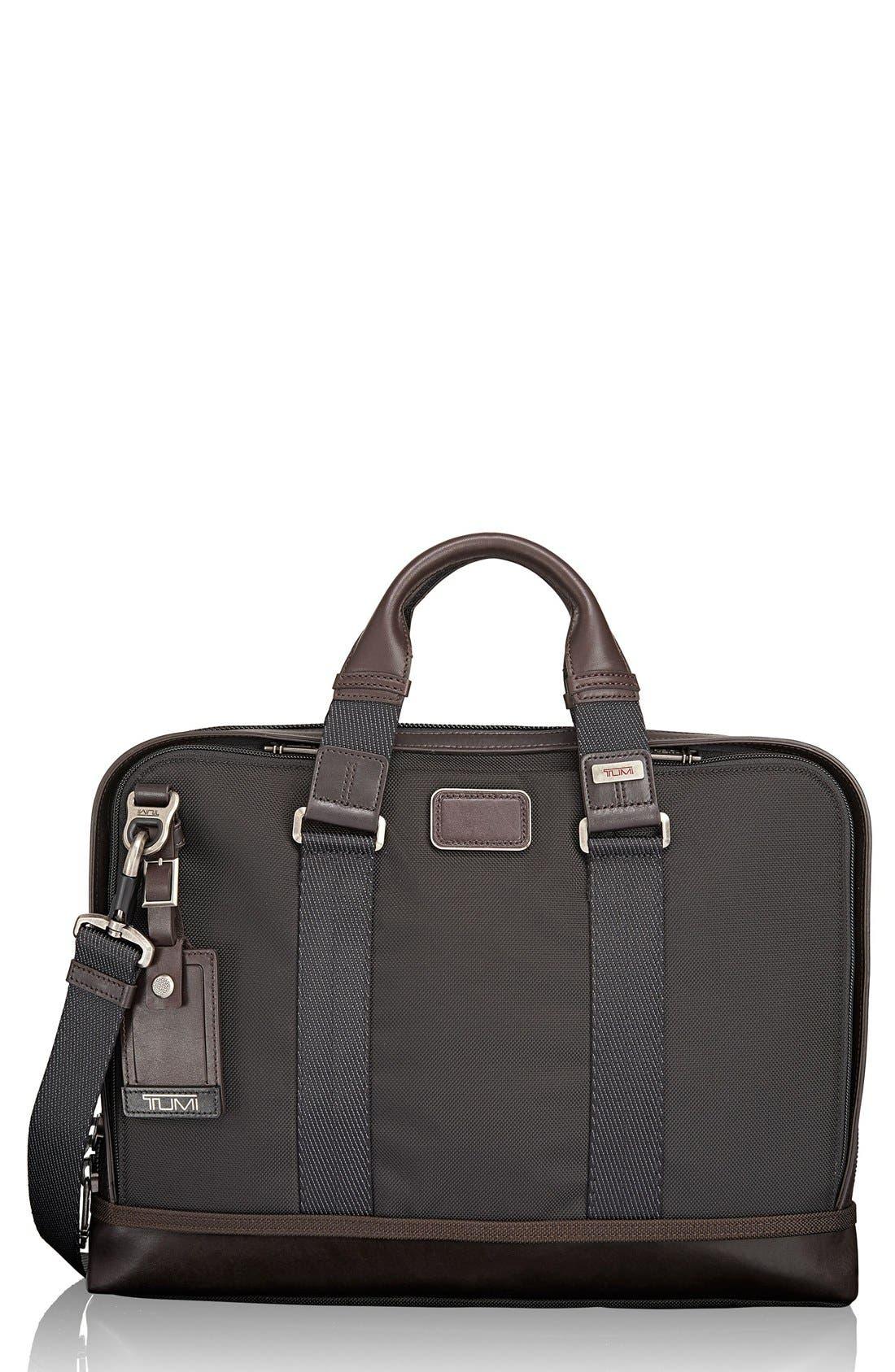 Main Image - Tumi 'Alpha Bravo - Andrews' Slim Briefcase