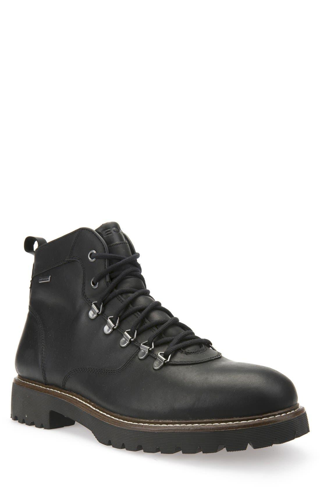 Geox Kieven Mid ABX Waterproof Plain Toe Boot (Men)