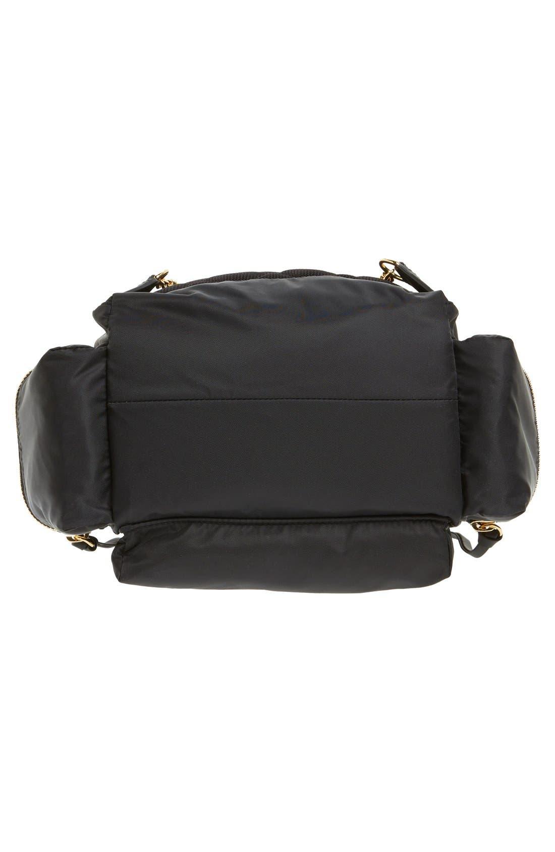 Alternate Image 6  - Burberry 'Medium Runway Rucksack' Nylon Backpack