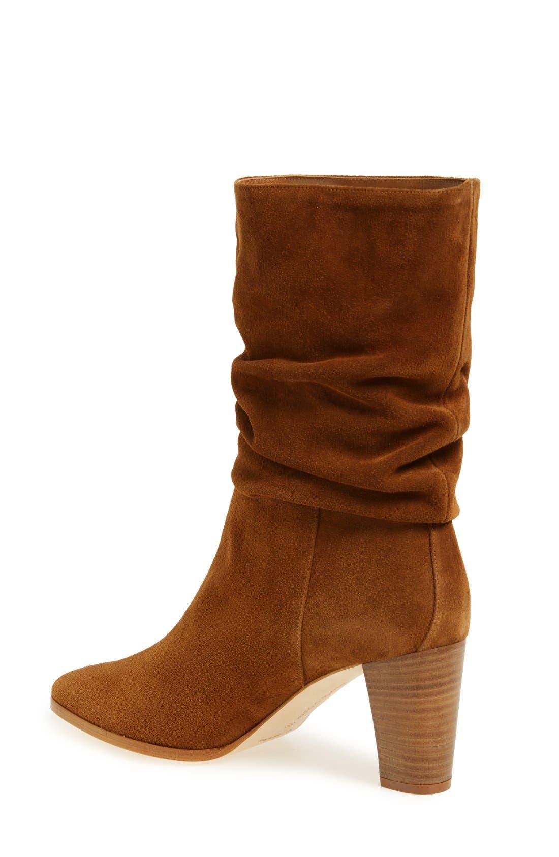 Alternate Image 2  - Manolo Blahnik Slouch Boot (Women)
