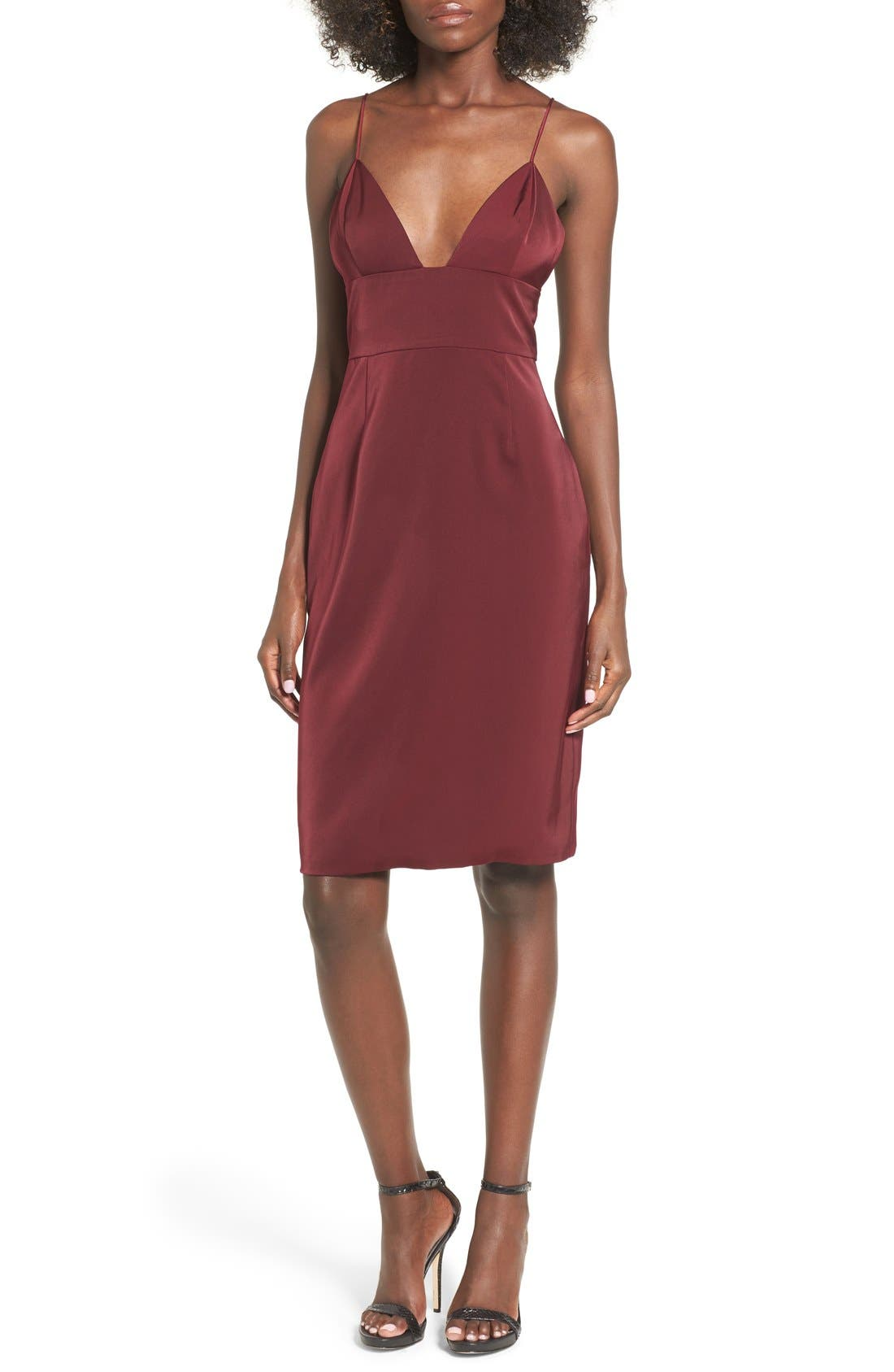 Alternate Image 1 Selected - NBD 'Heatwave' Midi Dress