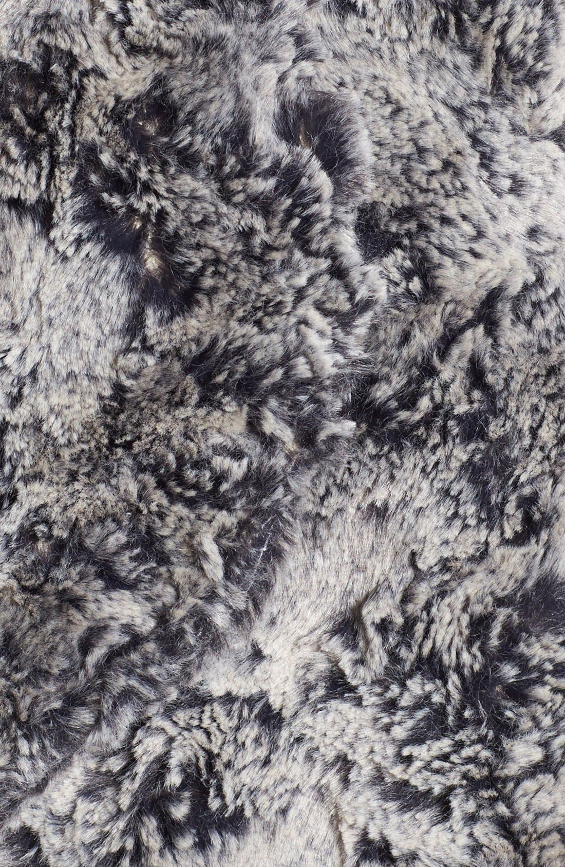 Alternate Image 5  - Dylan Draped Faux Fur Vest
