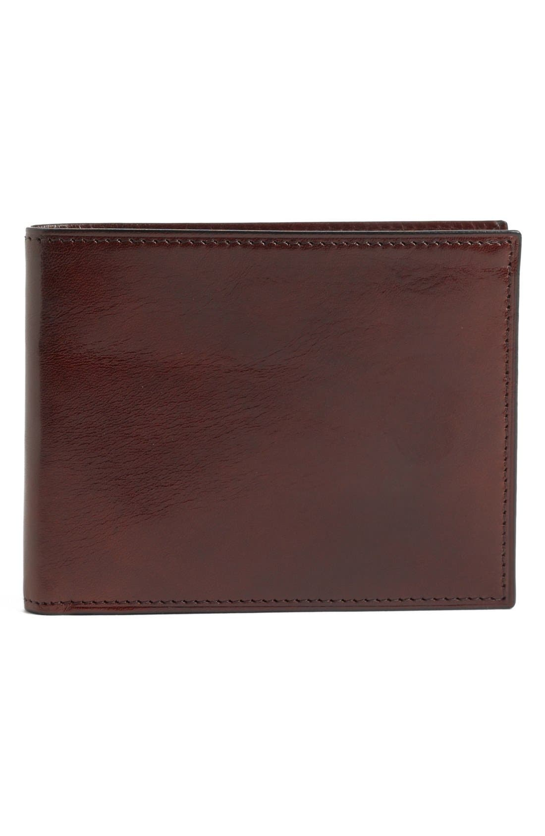 Alternate Image 1 Selected - Bosca 'Old Leather' L-Fold Wallet