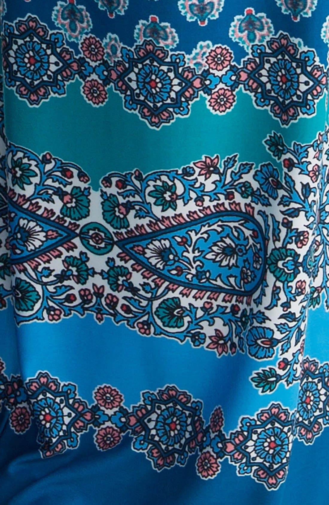 Alternate Image 6  - In Bloom by Jonquil Print Pajama Pants