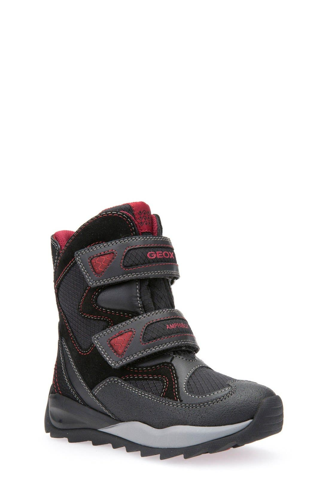 Geox 'Orizont ABX' Waterproof Boot (Toddler, Little Kid & Big Kid)