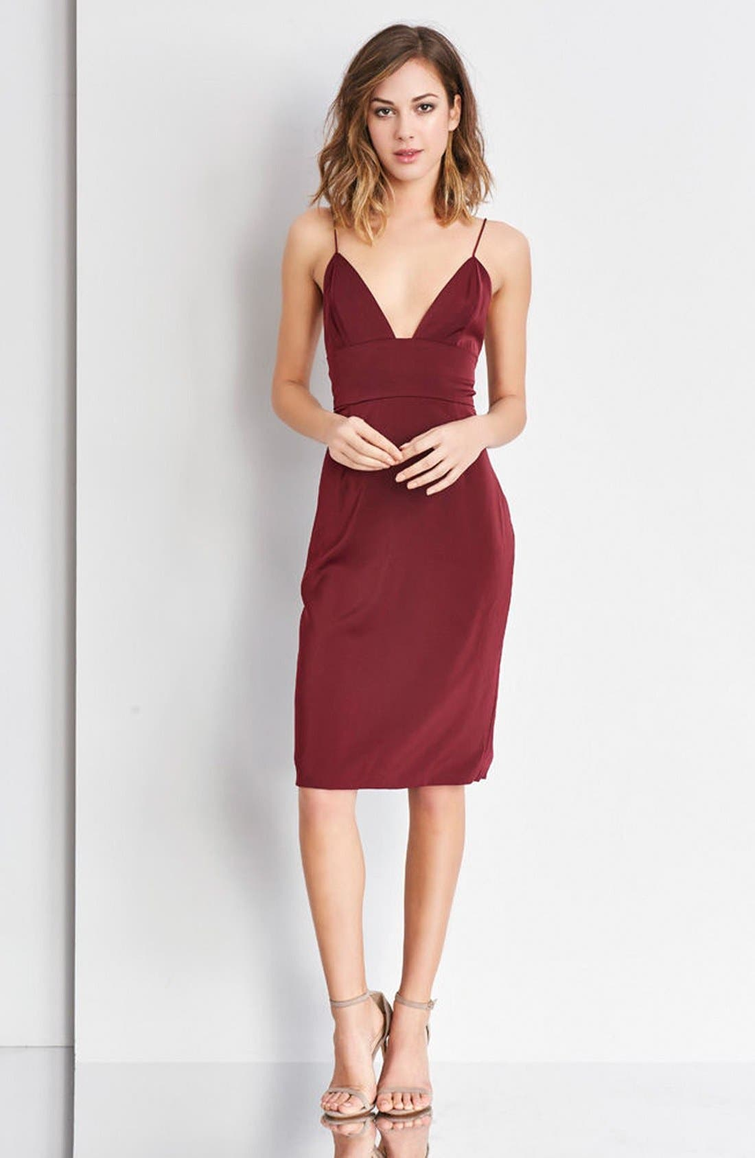 Alternate Image 2  - NBD 'Heatwave' Midi Dress