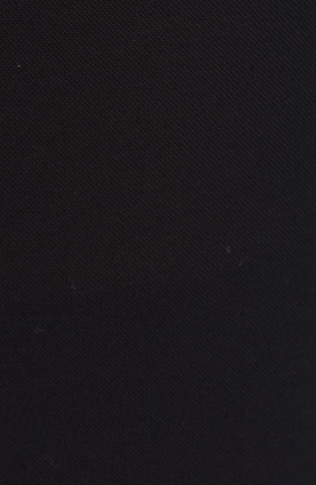 Alternate Image 5  - Lanvin Band Collar Cotton Piqué Polo