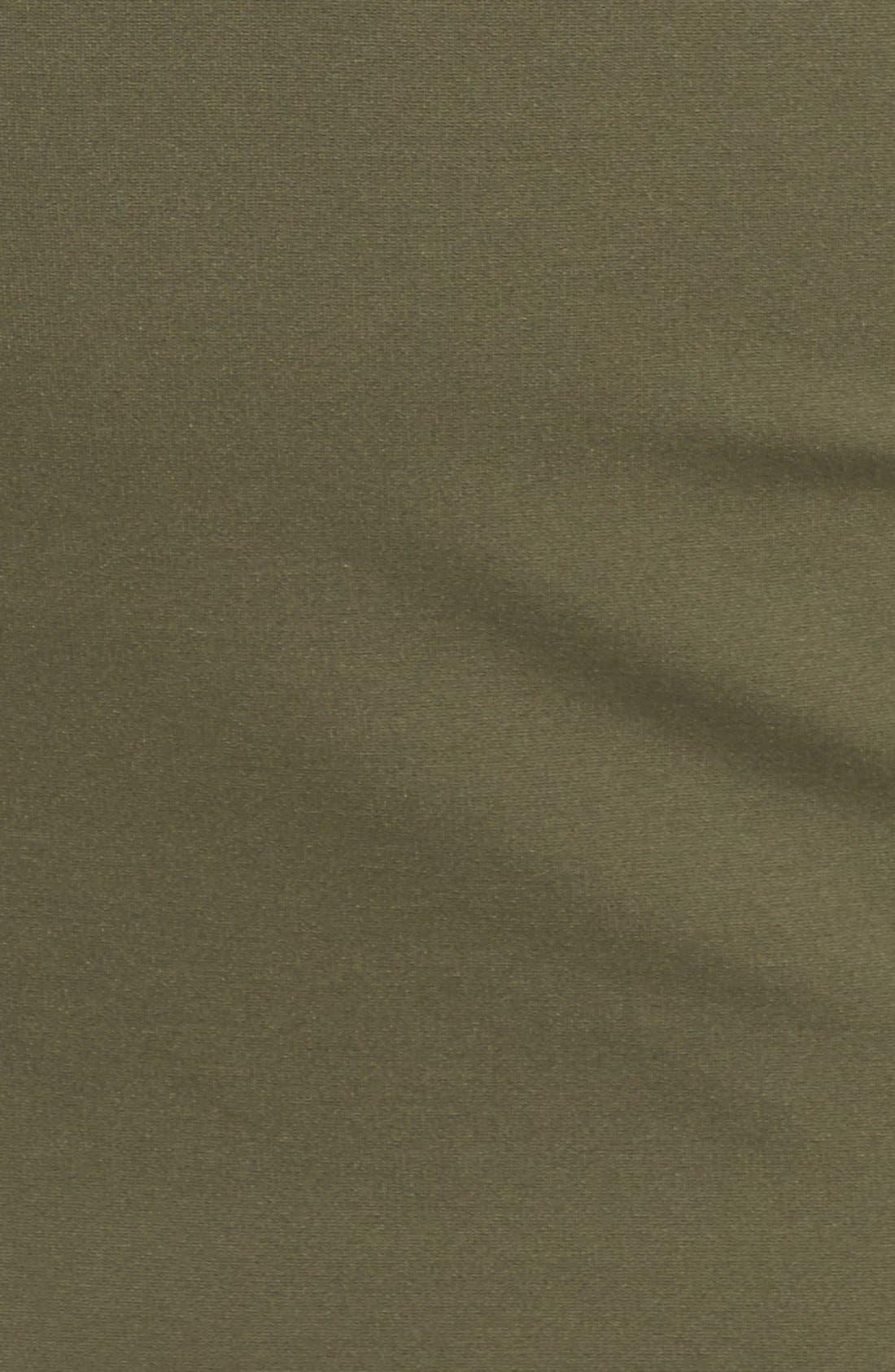 Alternate Image 5  - Ali & Jay Cutout Ponte Minidress