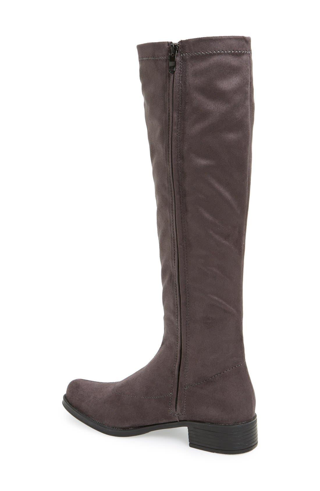 Alternate Image 2  - Bussola 'Sofia' Tall Boot (Women)