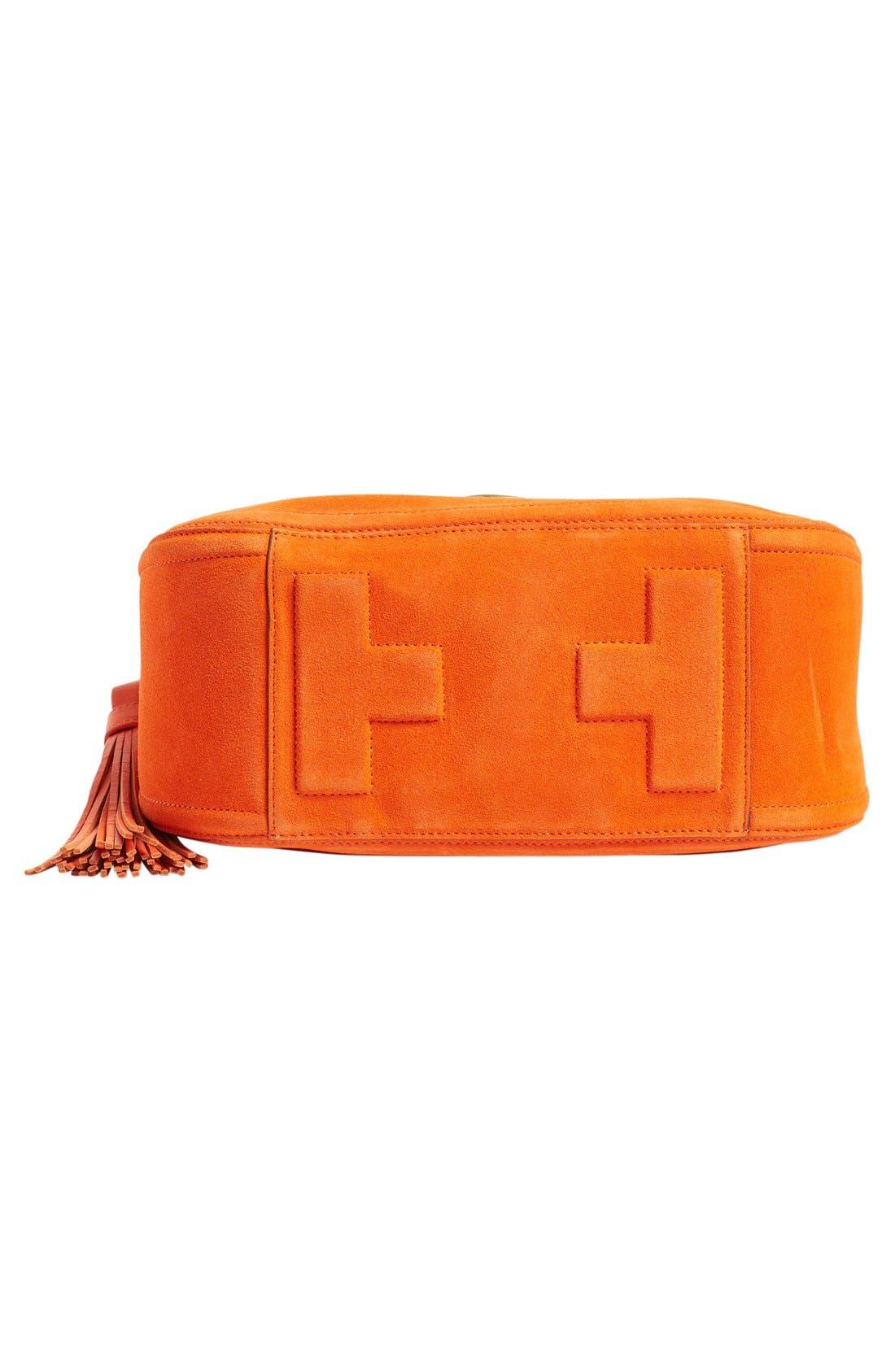 Alternate Image 6  - Tory Burch Leather Shoulder Bag