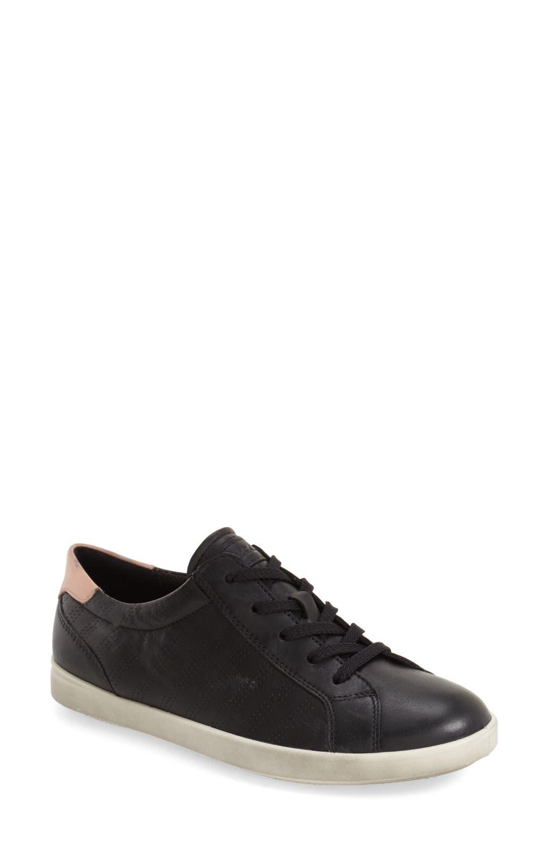 Alternate Image 1 Selected - ECCO 'Amiee' Sneaker (Women)