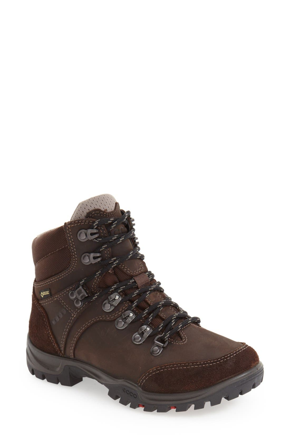 ECCO 'Xpedition III' Gore-Tex® Waterproof Hiking Boot (Women)