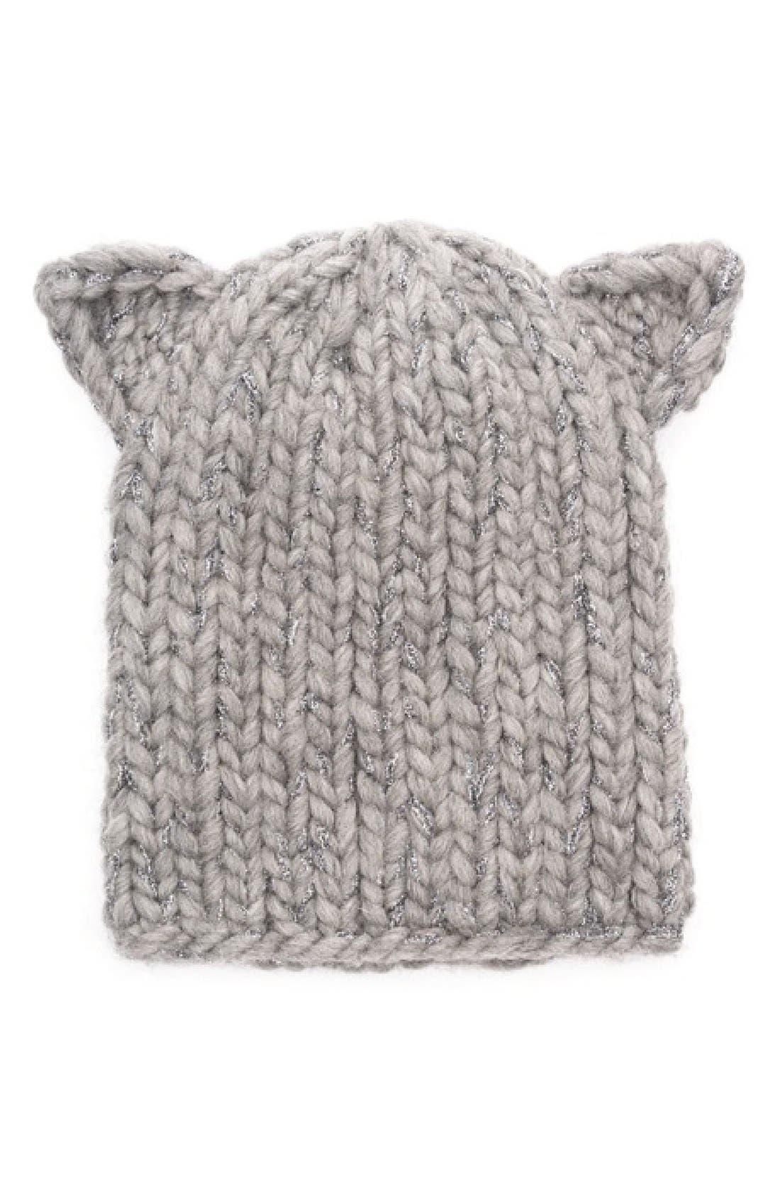 Alternate Image 1 Selected - Eugenia Kim 'Felix' Wool Blend Beanie