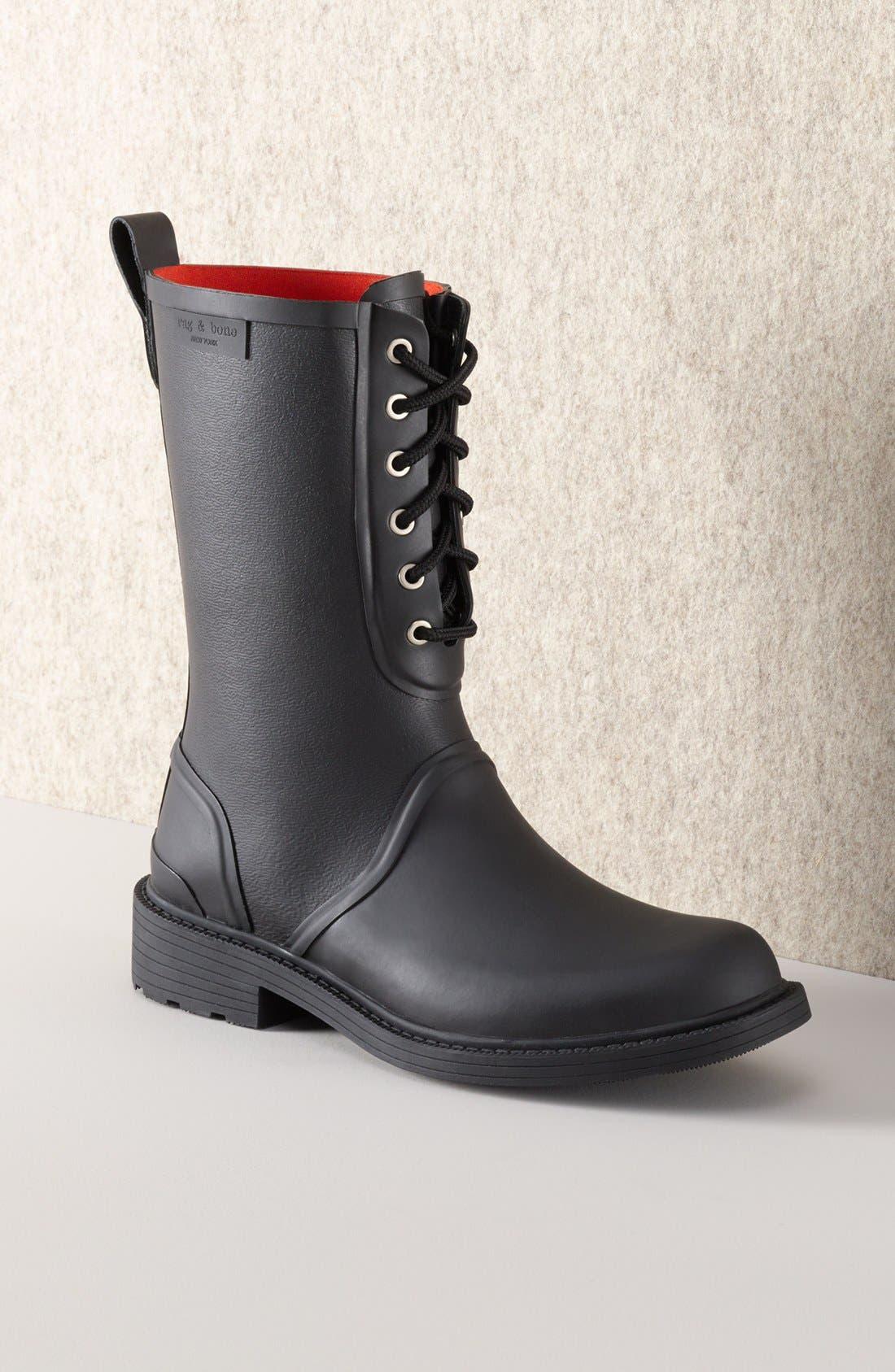 Alternate Image 5  - rag & bone 'Ansel' Rain Boot (Women)