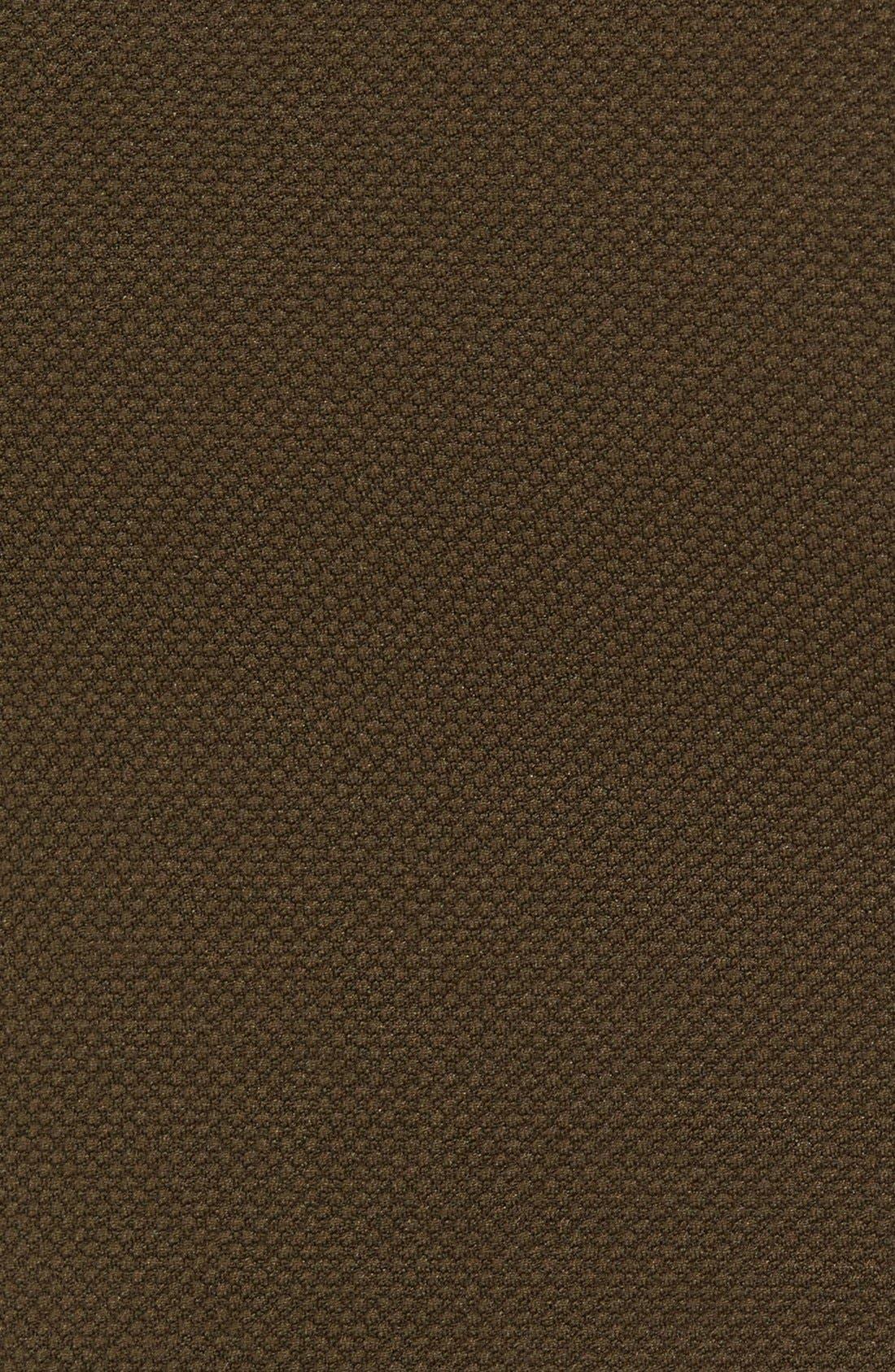 Alternate Image 4  - June & Hudson Piqué Wrap Front Miniskirt