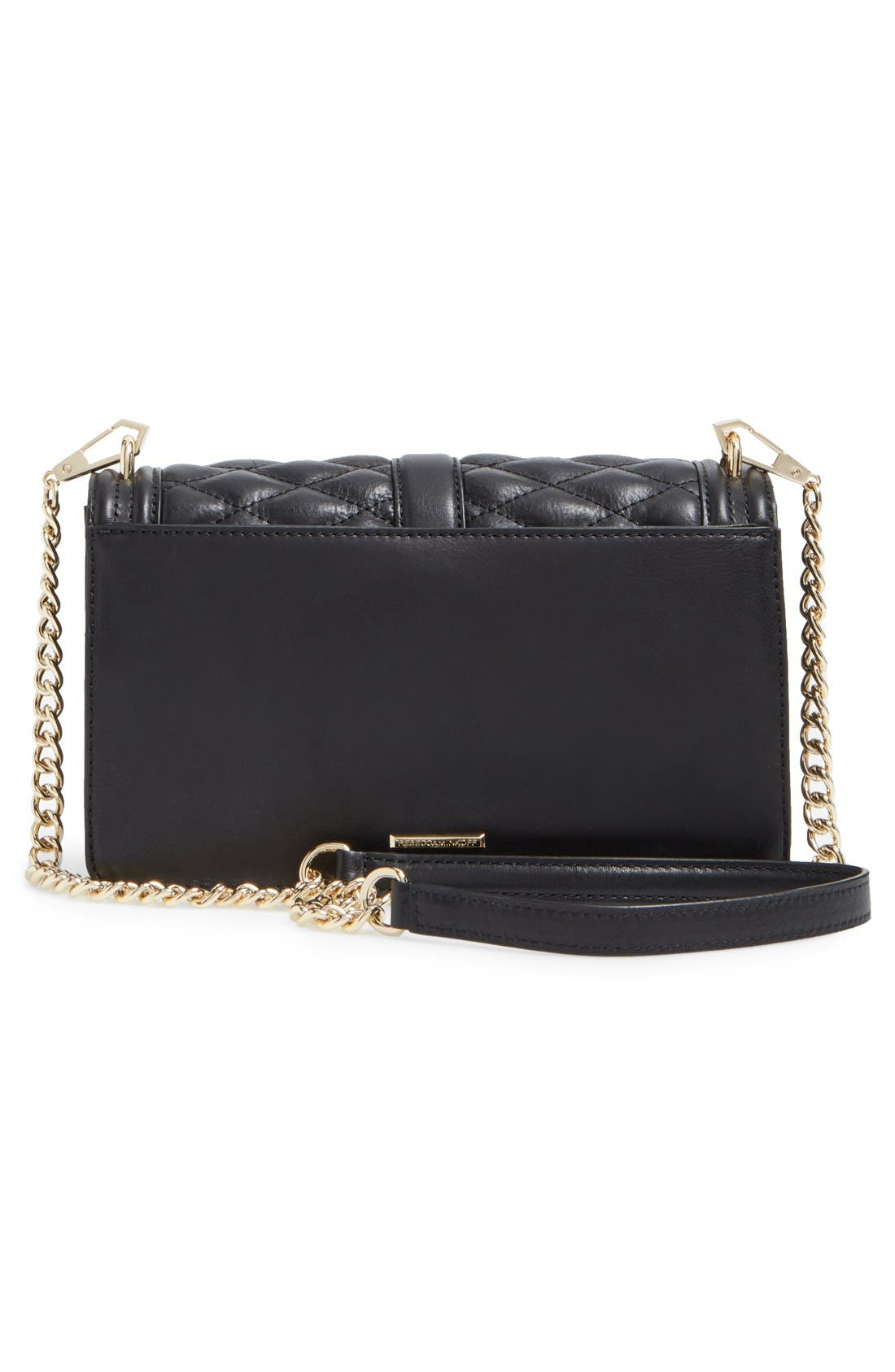 Alternate Image 3  - Rebecca Minkoff Love Leather Crossbody Bag