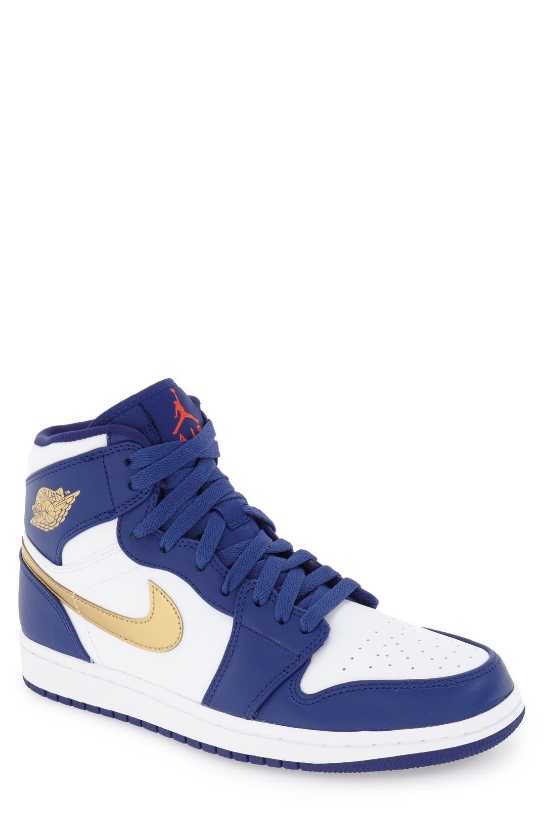 Alternate Image 1 Selected - Nike 'Air Jordan 1 Retro' High Top Sneaker (Men)