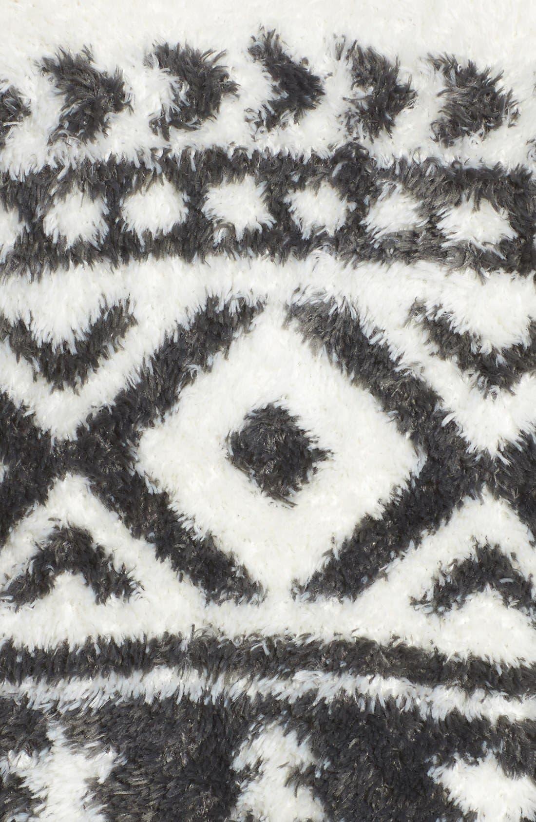 Alternate Image 5  - Make + Model Fuzzy Lounge Sweater