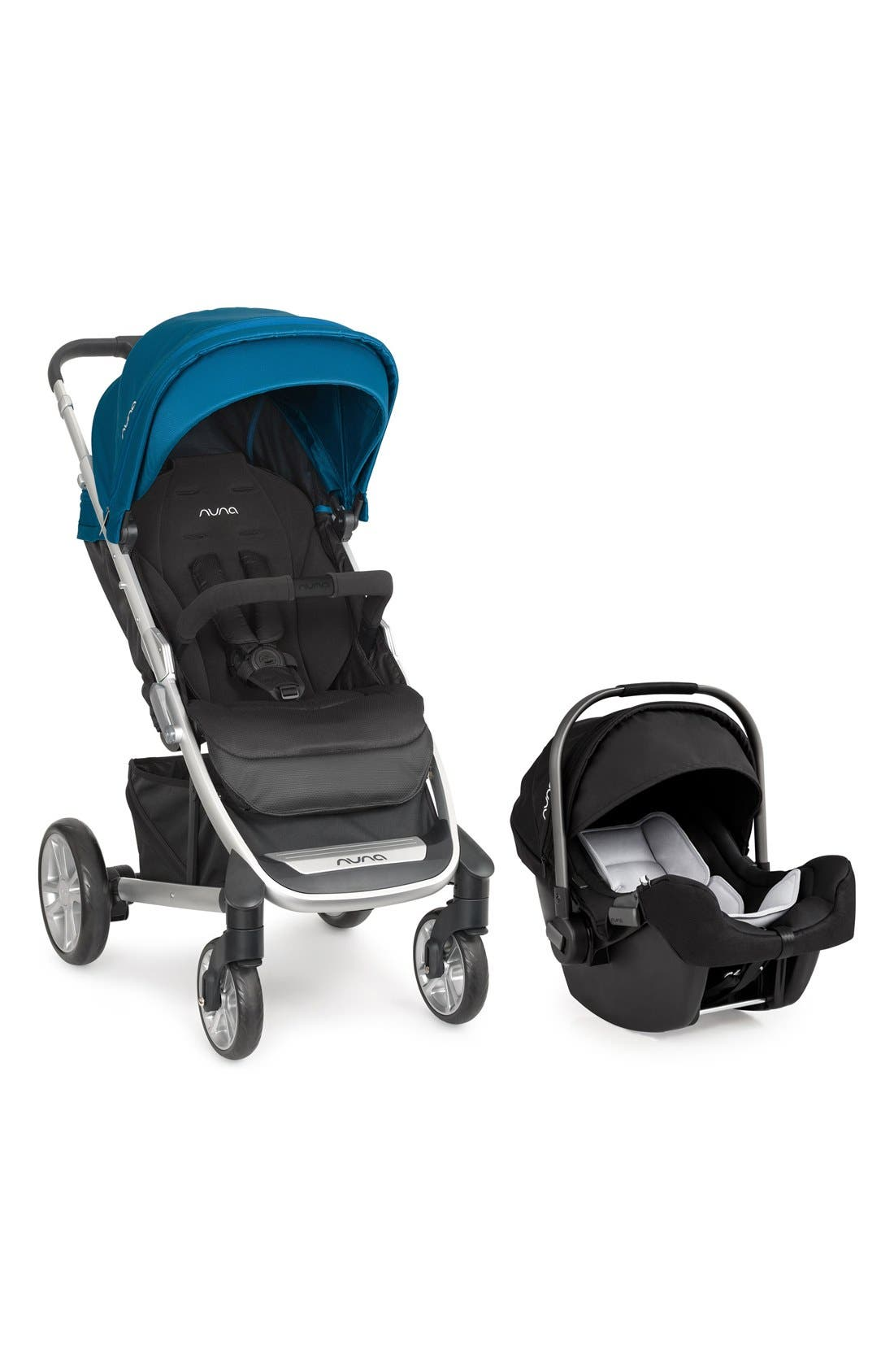 Main Image - nuna 'TAVO™' Travel System (Stroller, Car Seat & Base)
