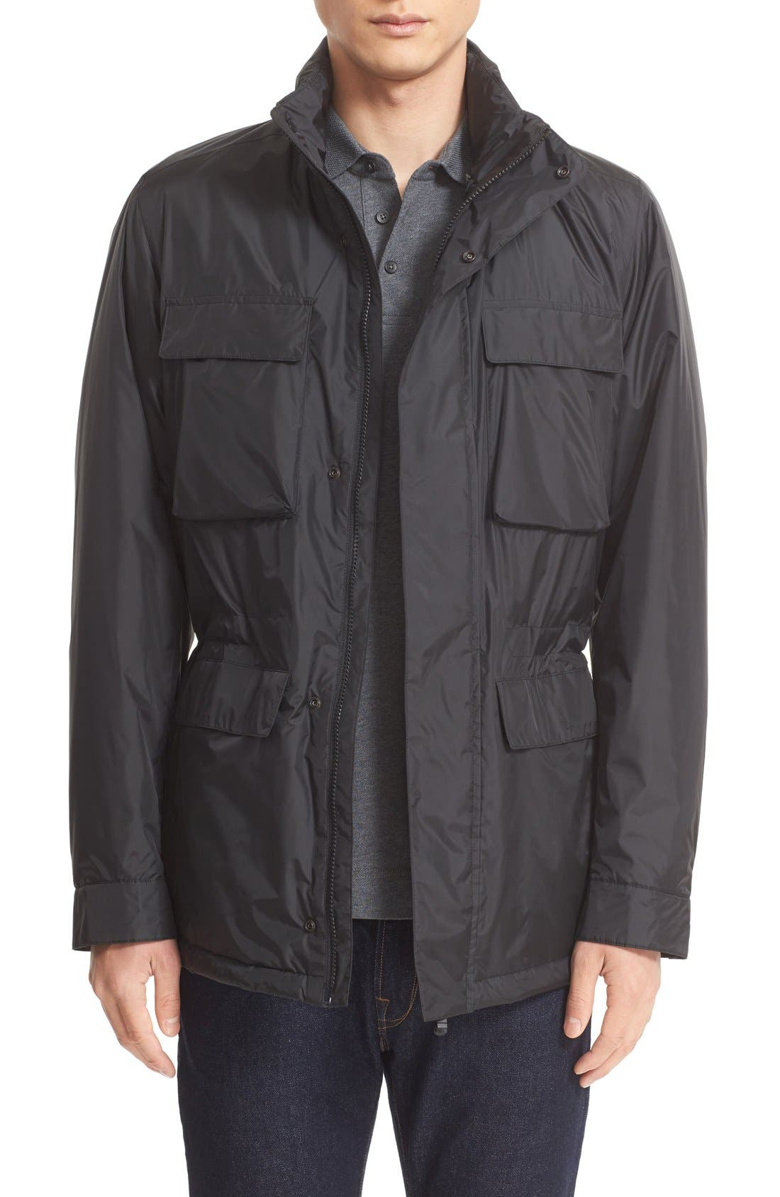 Z ZEGNA Water Repellent Travel Shell